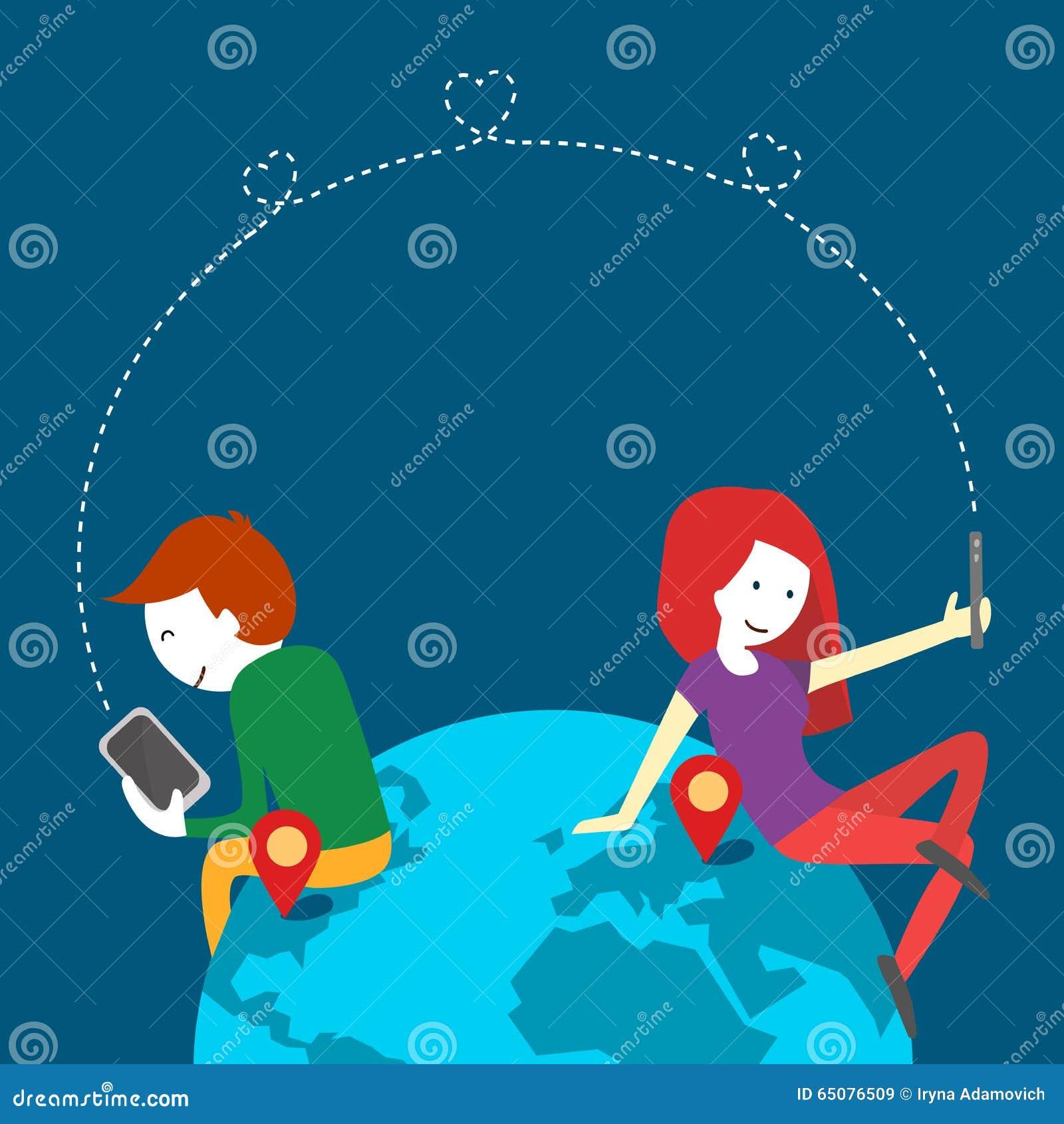 Recherche sur la datation en ligne