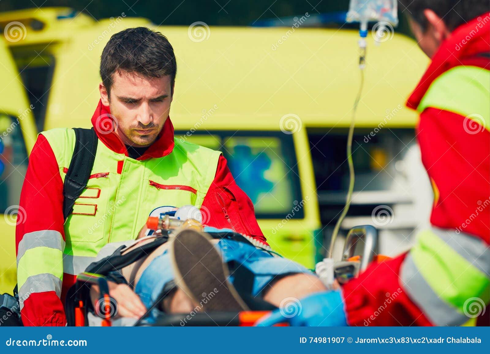Service médical de secours