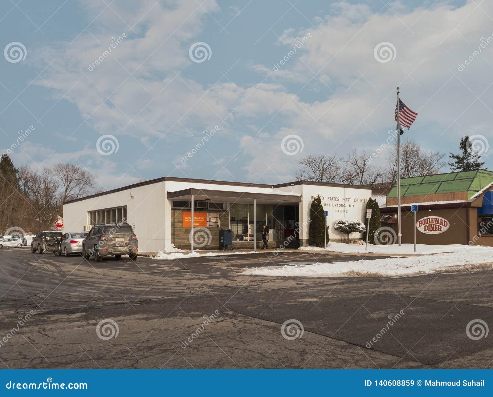 Service postal USPS des Etats-Unis