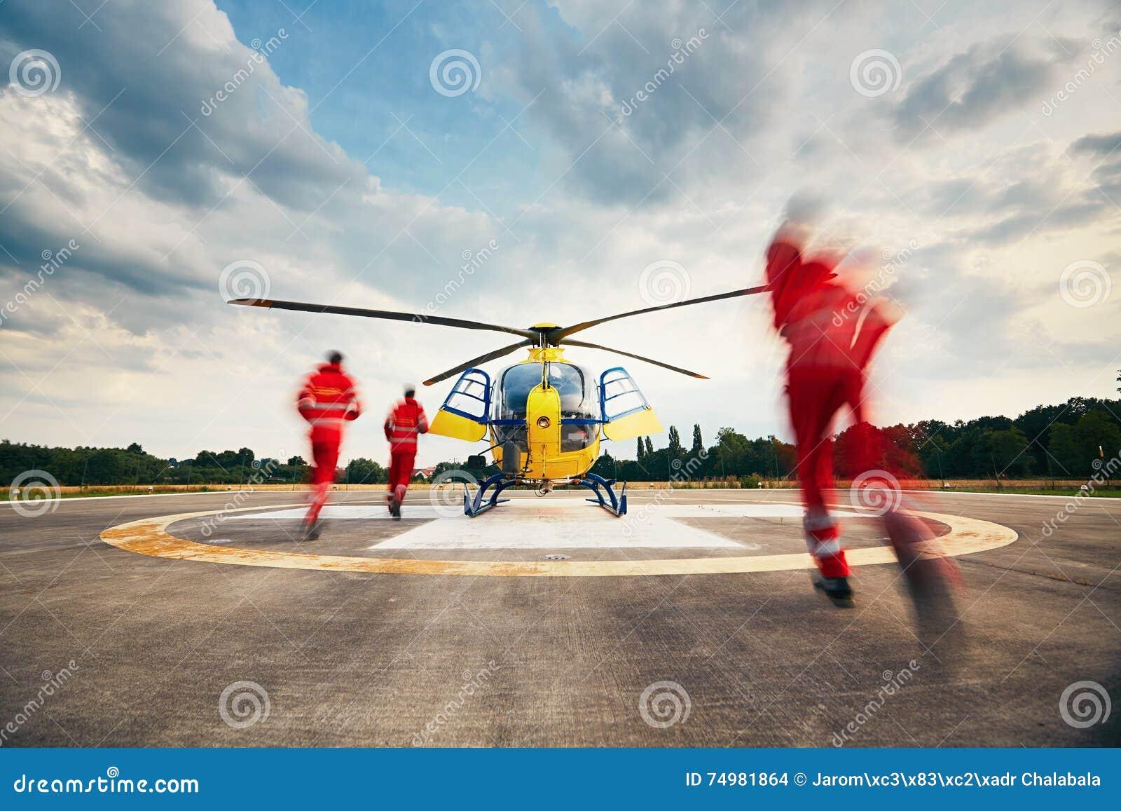 Servicio de rescate de aire