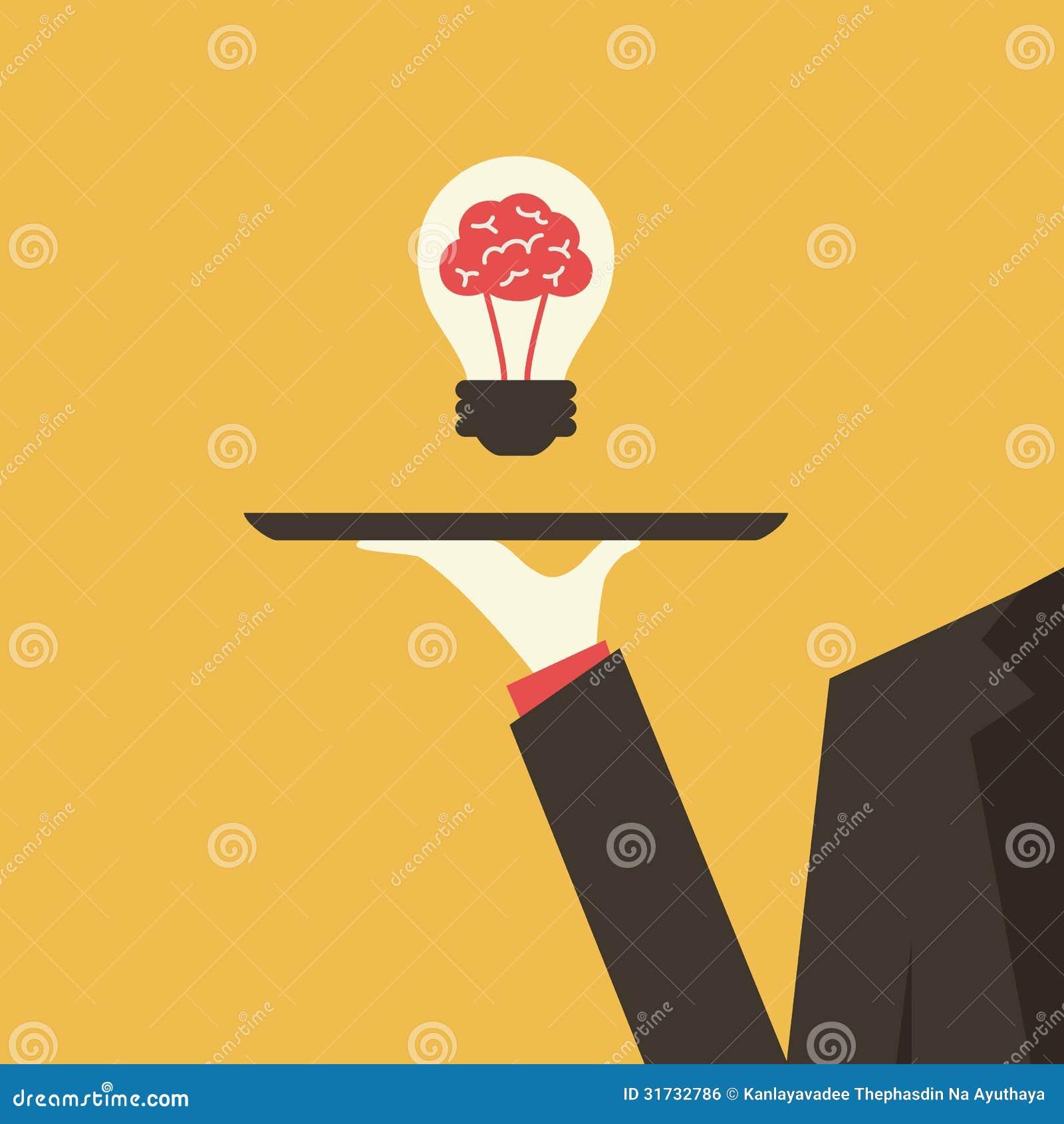 Servicio de una idea