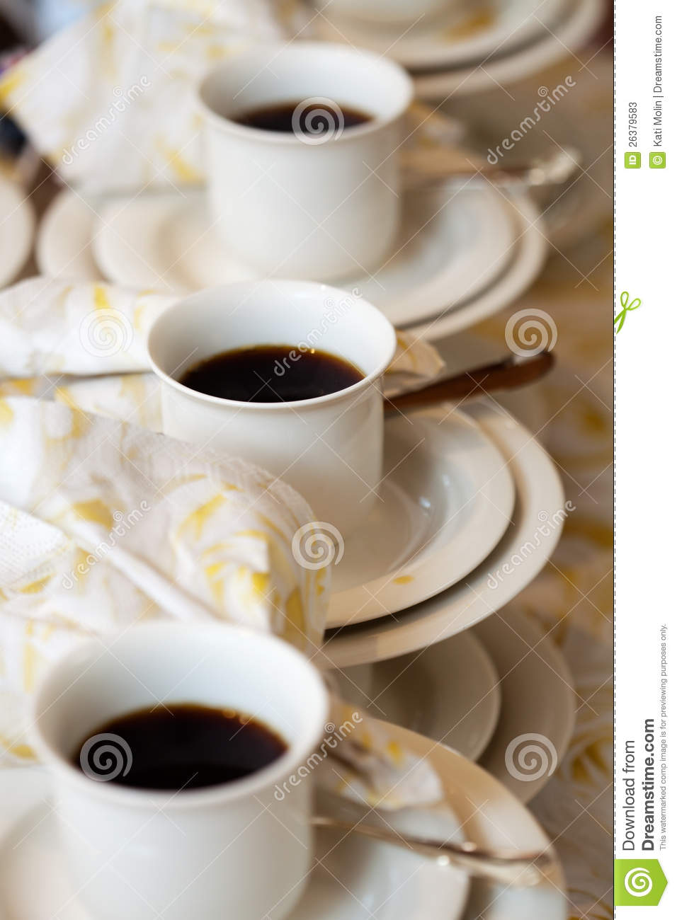 serving coffee stock photos  image  - coffee