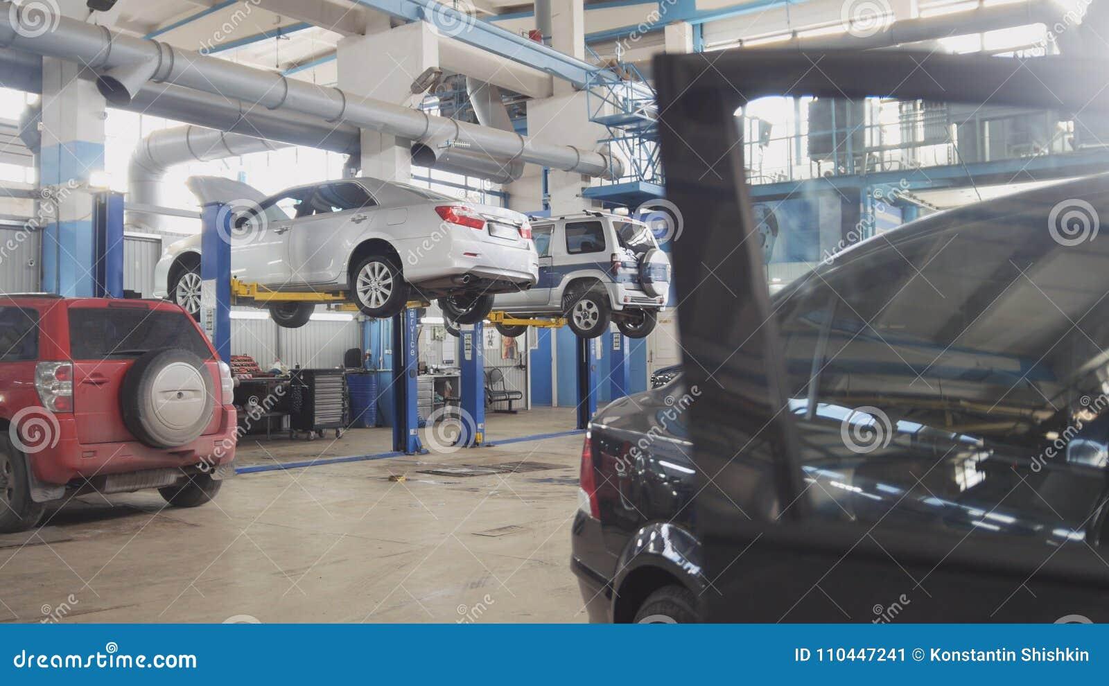 Servizio automobilistico di lavoro - controllo dell automobile