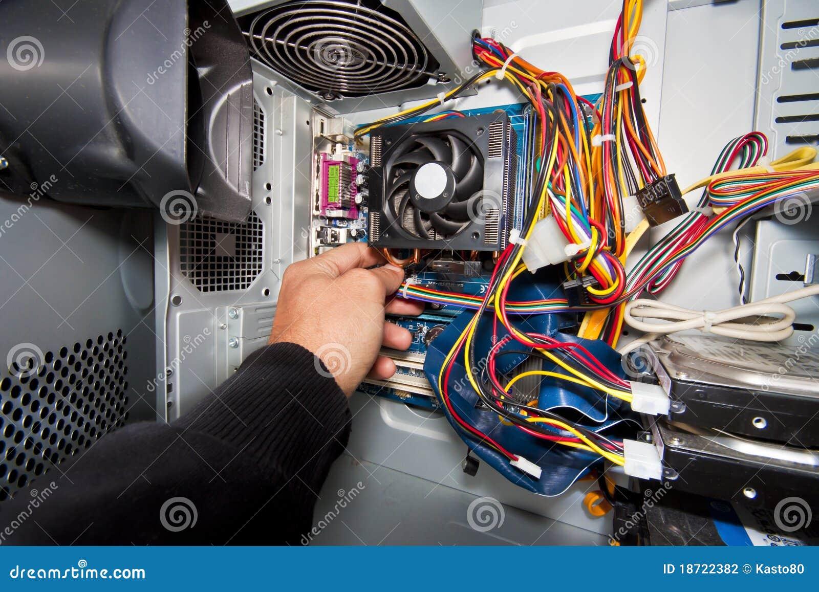 Servizio del PC