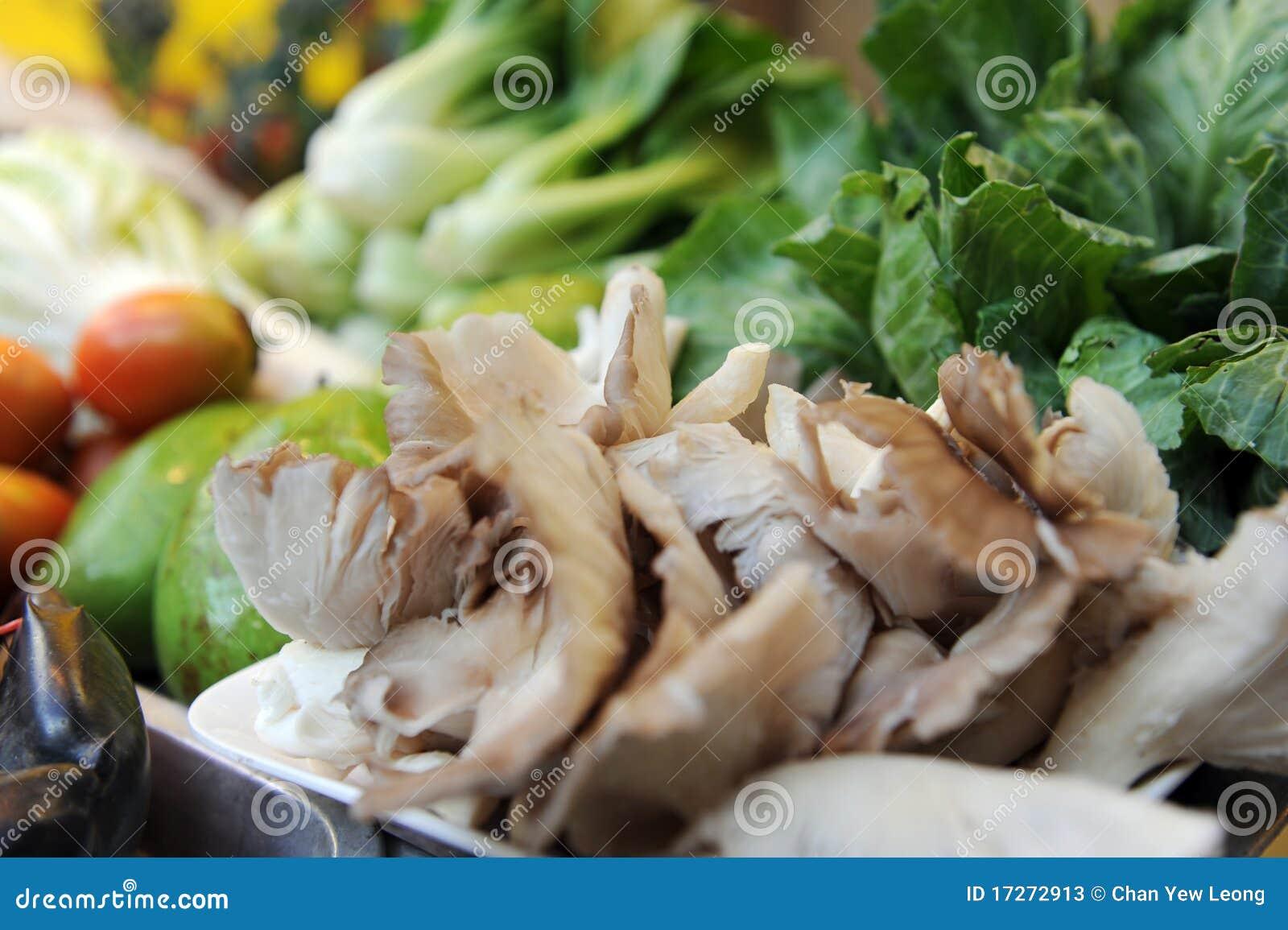 Servizio della verdura dell azienda agricola