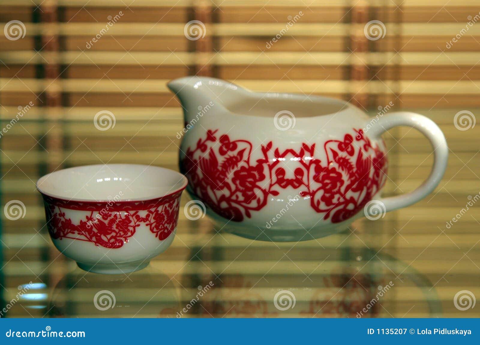 Servizio di tè