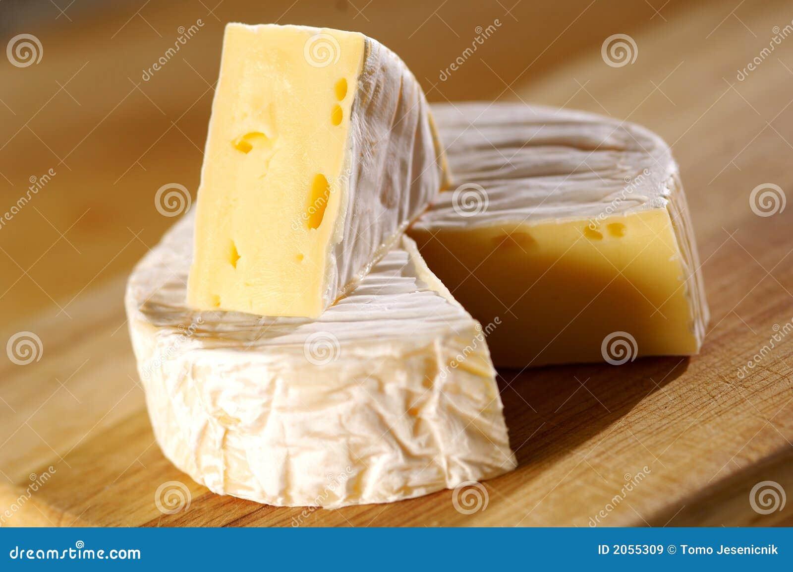 Sery camembert