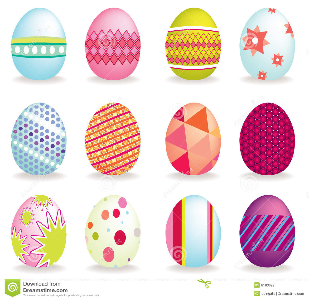 Royalty Free Stock Images Set 12 Icon Easter Eggs Image8183629 on file symbol thumbs up color