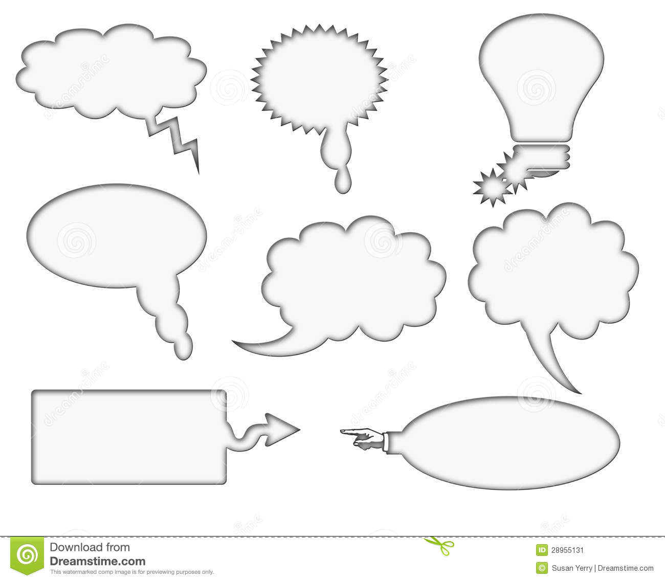 how to draw the perfect speech bubble