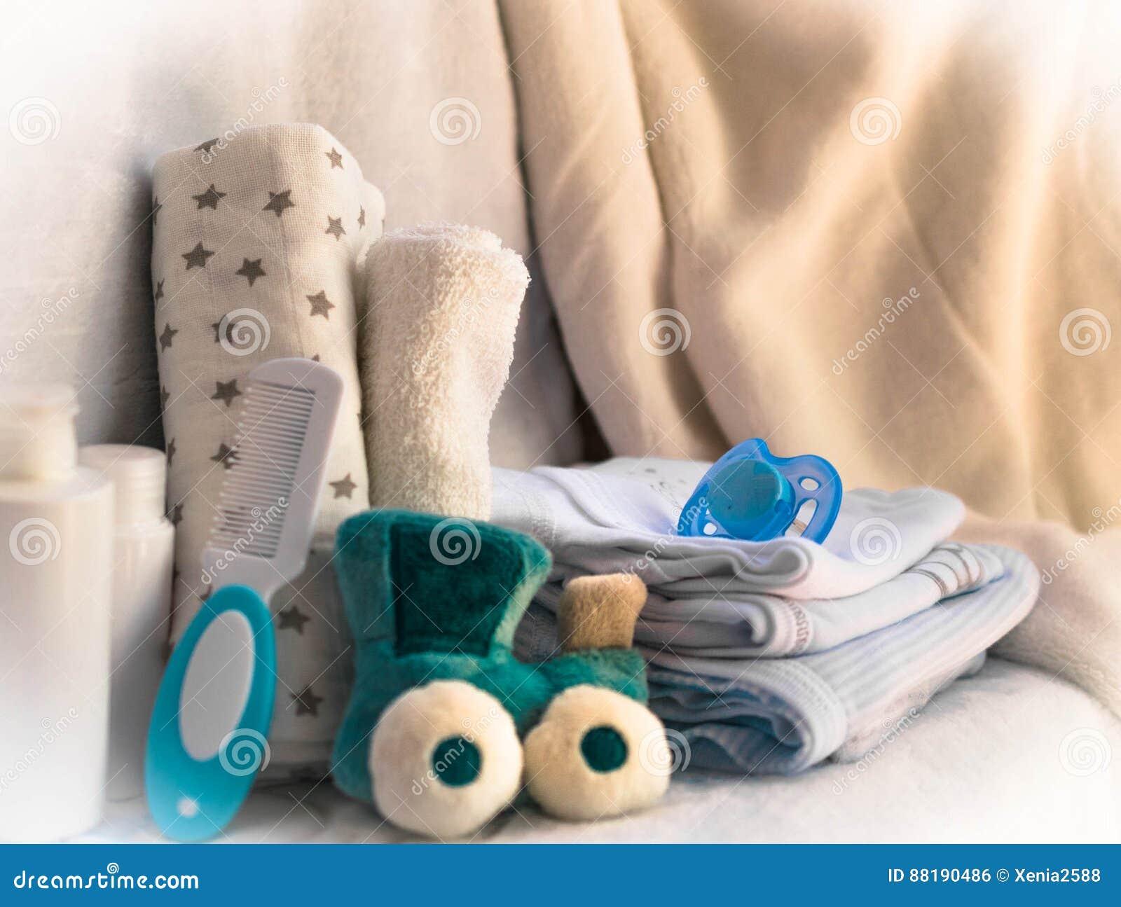 Set akcesoria dla dziecko rzeczy dla opieka nad dzieckiem macierzyński conc