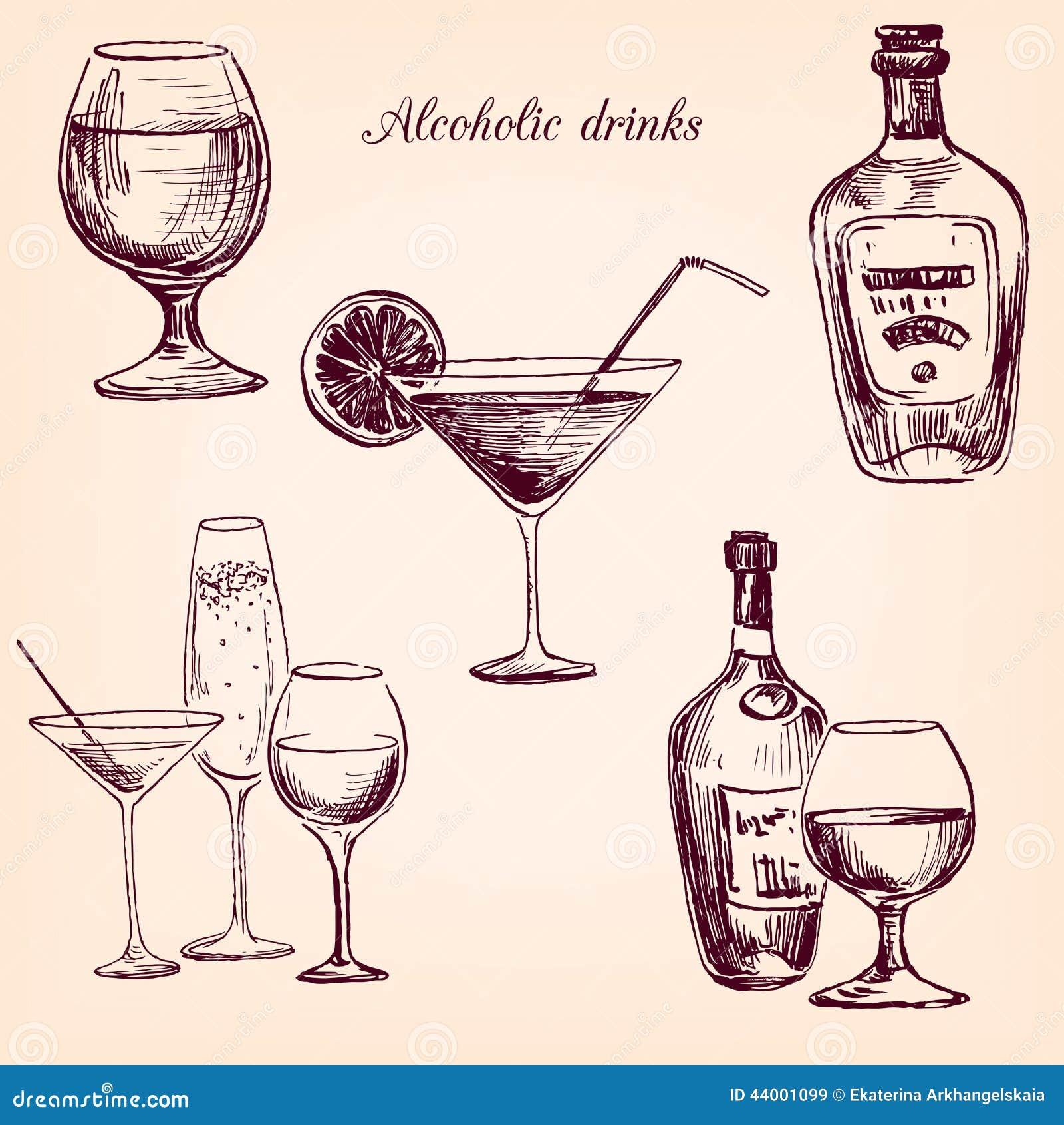 Ink Drink Menu