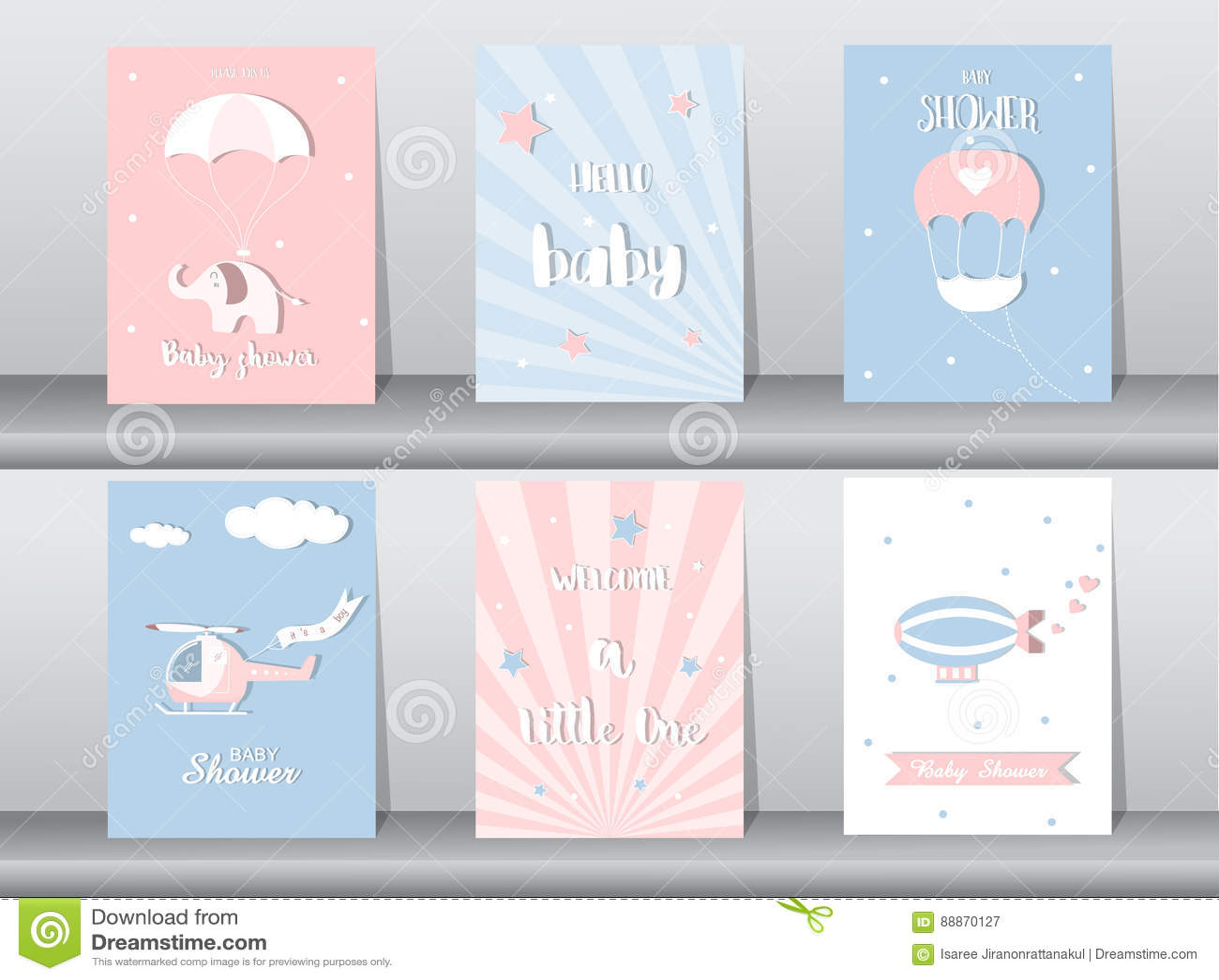 Set of baby shower invitation cardsbirthday cardspostertemplate set of baby shower invitation cardsbirthday cardspostertemplategreeting cards filmwisefo