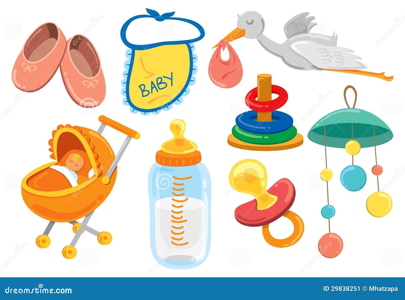 Baby Stuff Stock Image - Image: 29838251