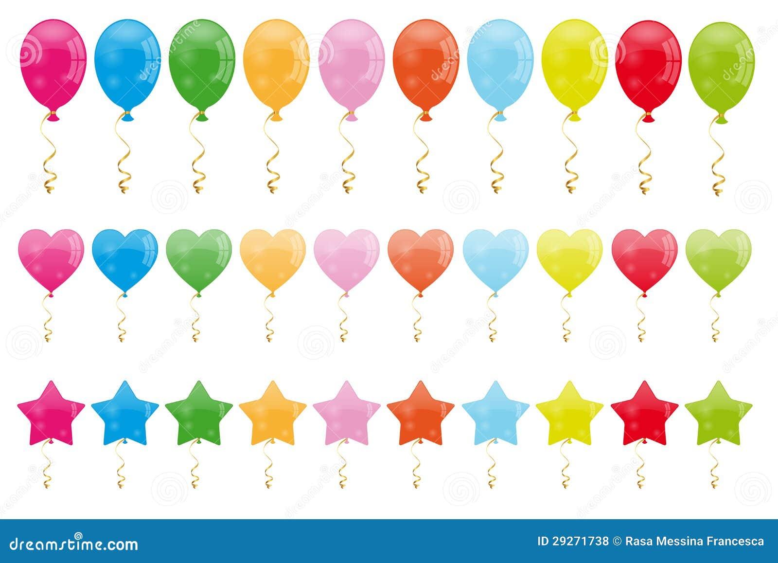 Set Ballone