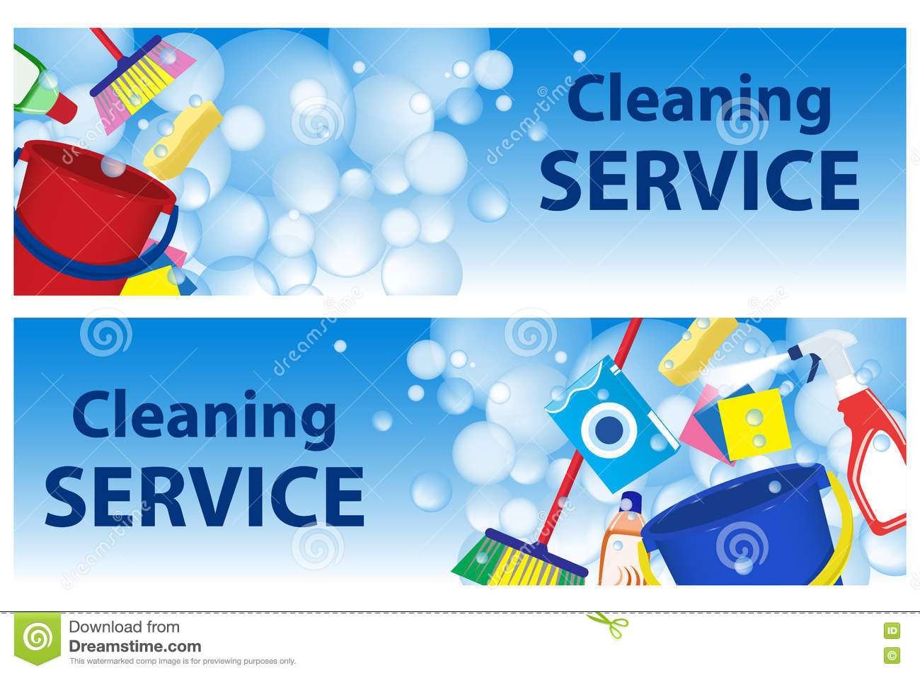 set banners service cleaning poster template for house cleaning set banners service cleaning poster template for house cleaning