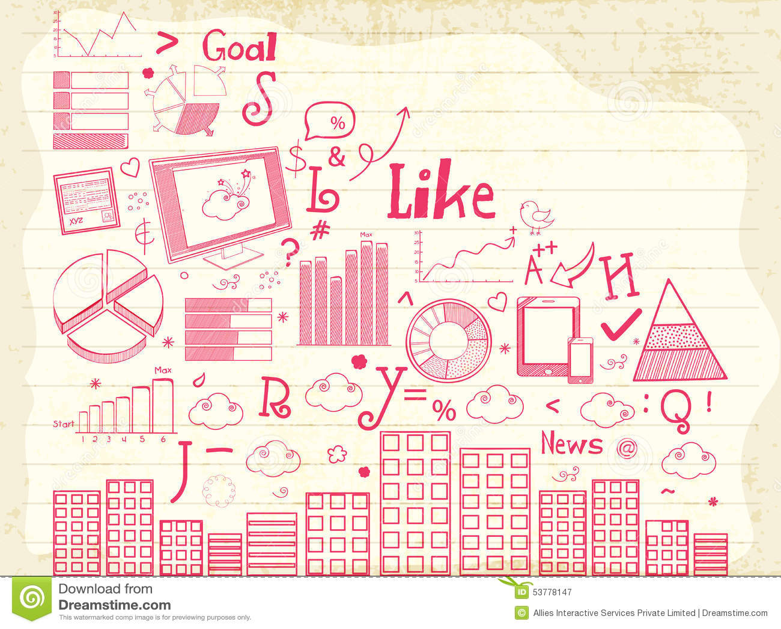 Set biznesowi infographic elementy