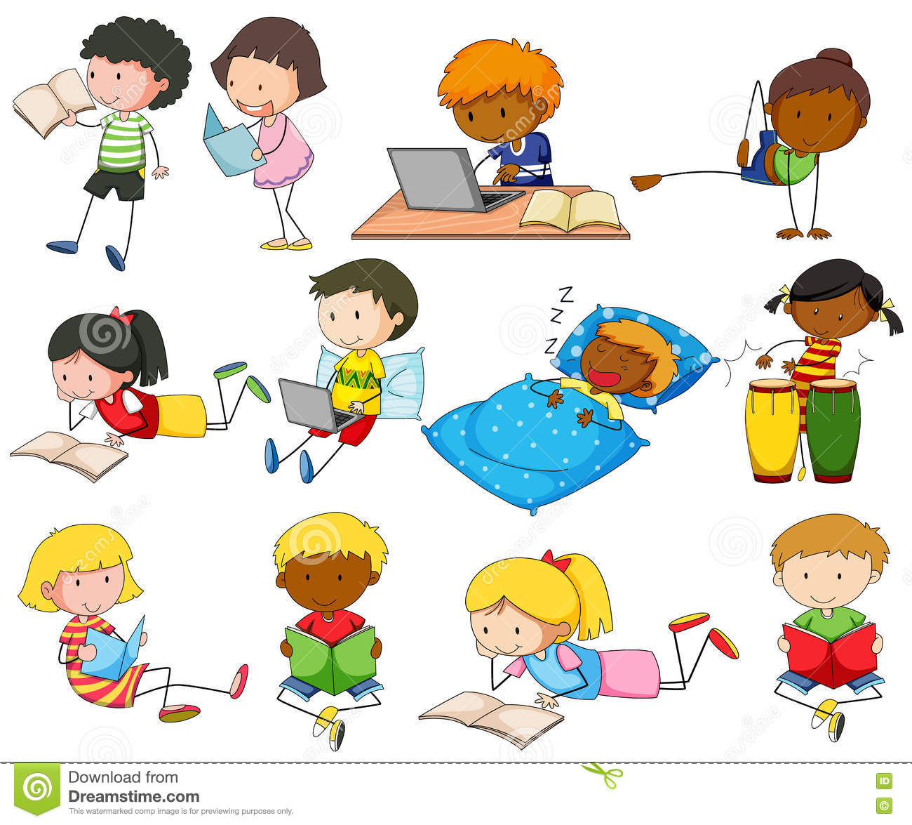 drawing hobby for kids
