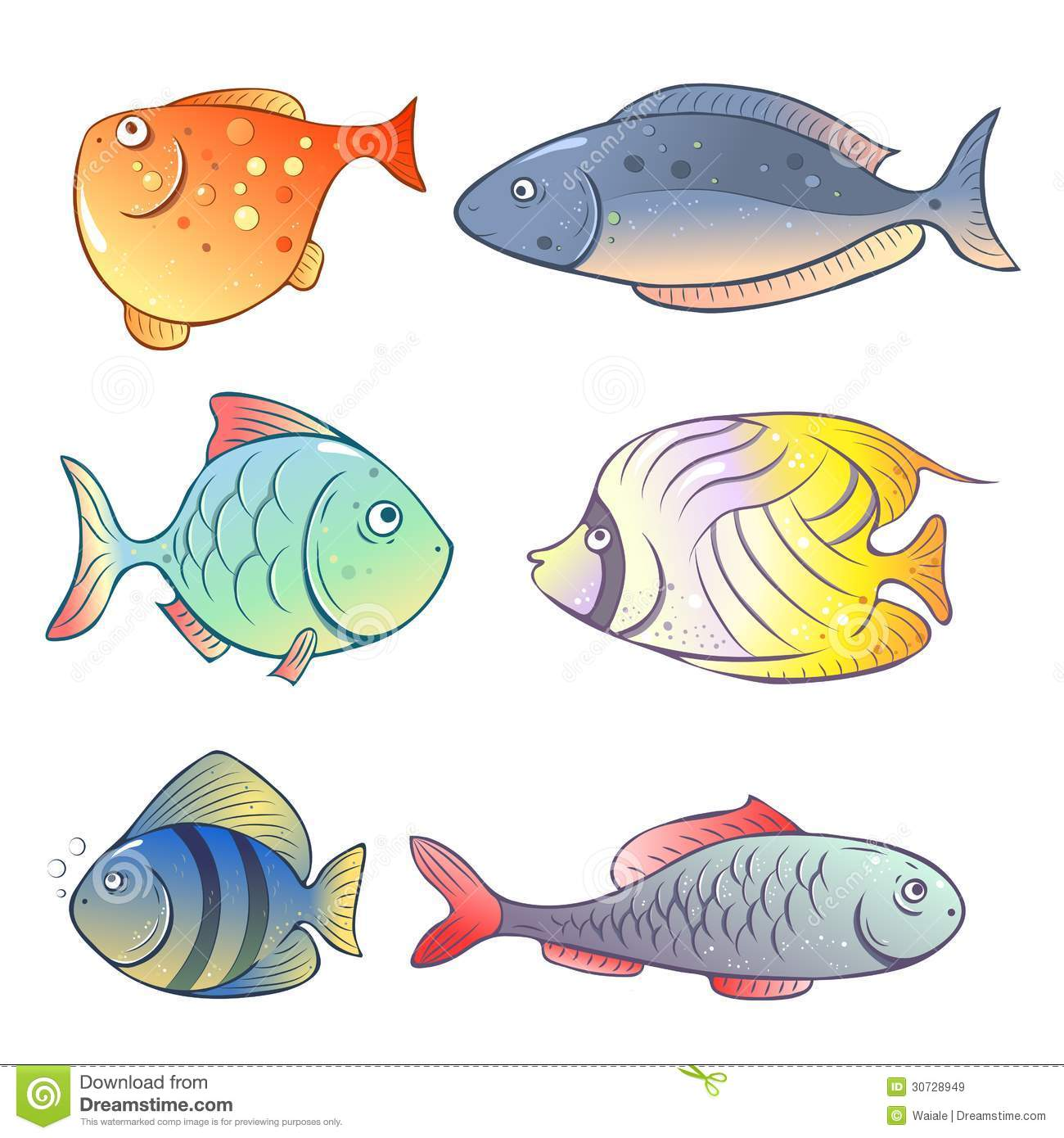 How tropical fish have sex