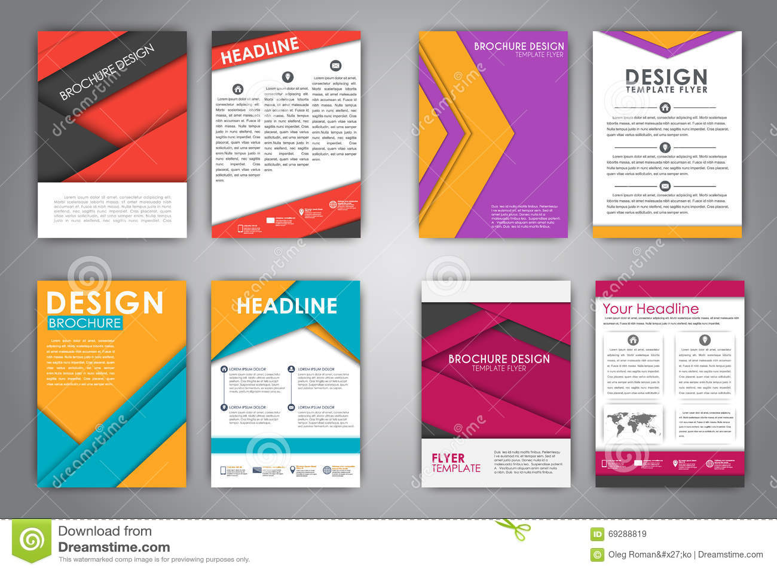 free pamphlet design – Free Pamphlet Design