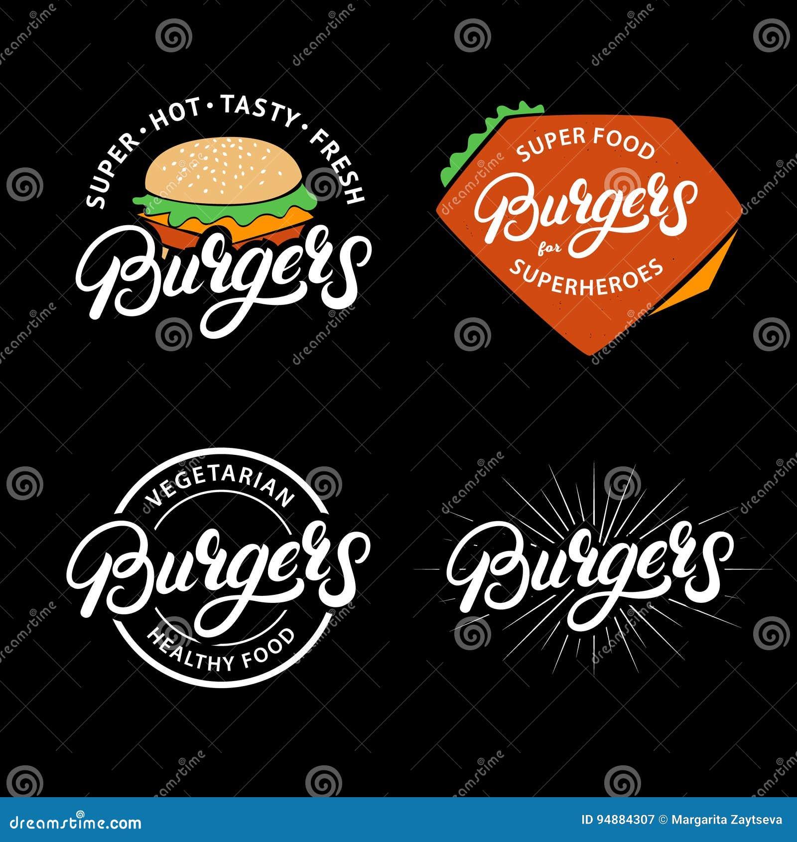 Burgers Cartoons, Illustrations & Vector Stock Images
