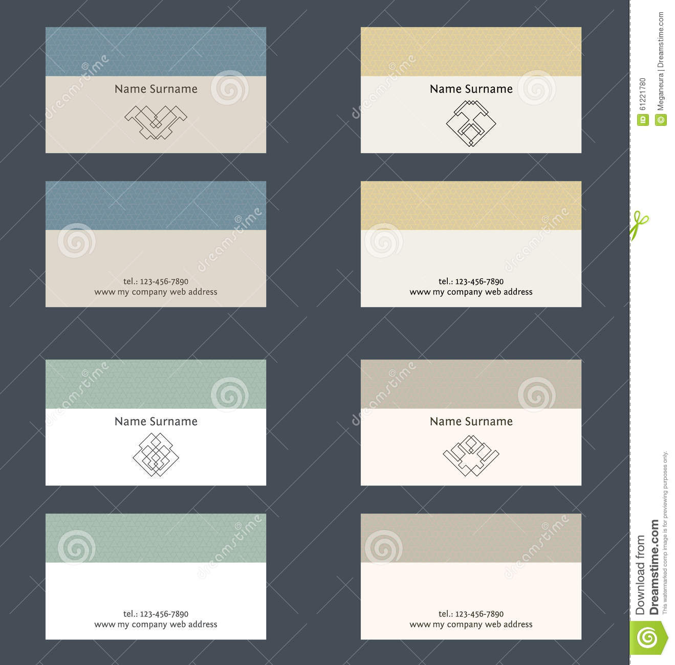 card layout template 28 images business cards exles