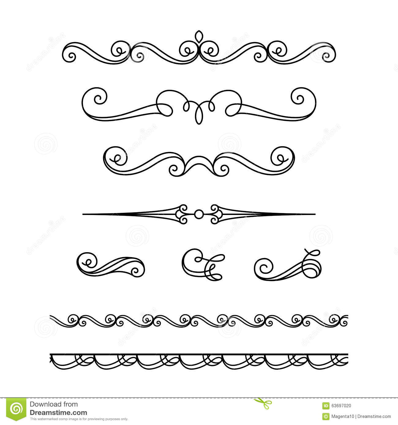 Retro Flourishes Download