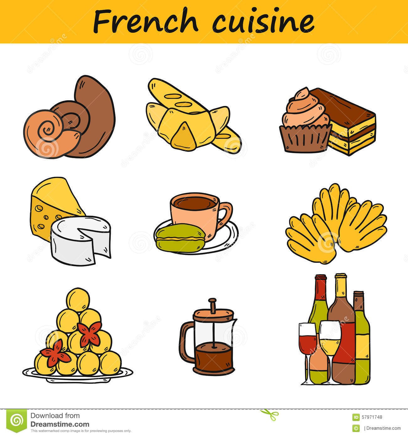 cartoon french food www pixshark com images galleries with a bite Frog Prince Cute Frogs