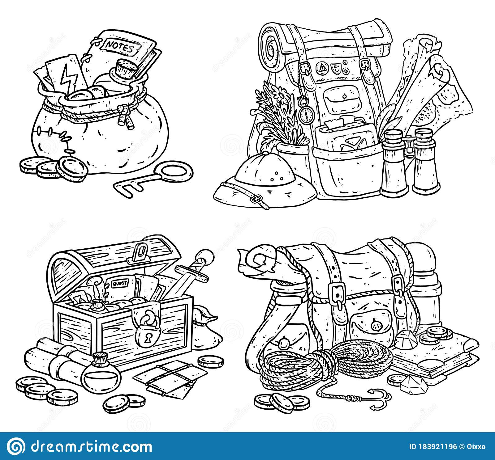Money Coloring Pages Stock Illustrations 46 Money Coloring Pages Stock Illustrations Vectors Clipart Dreamstime