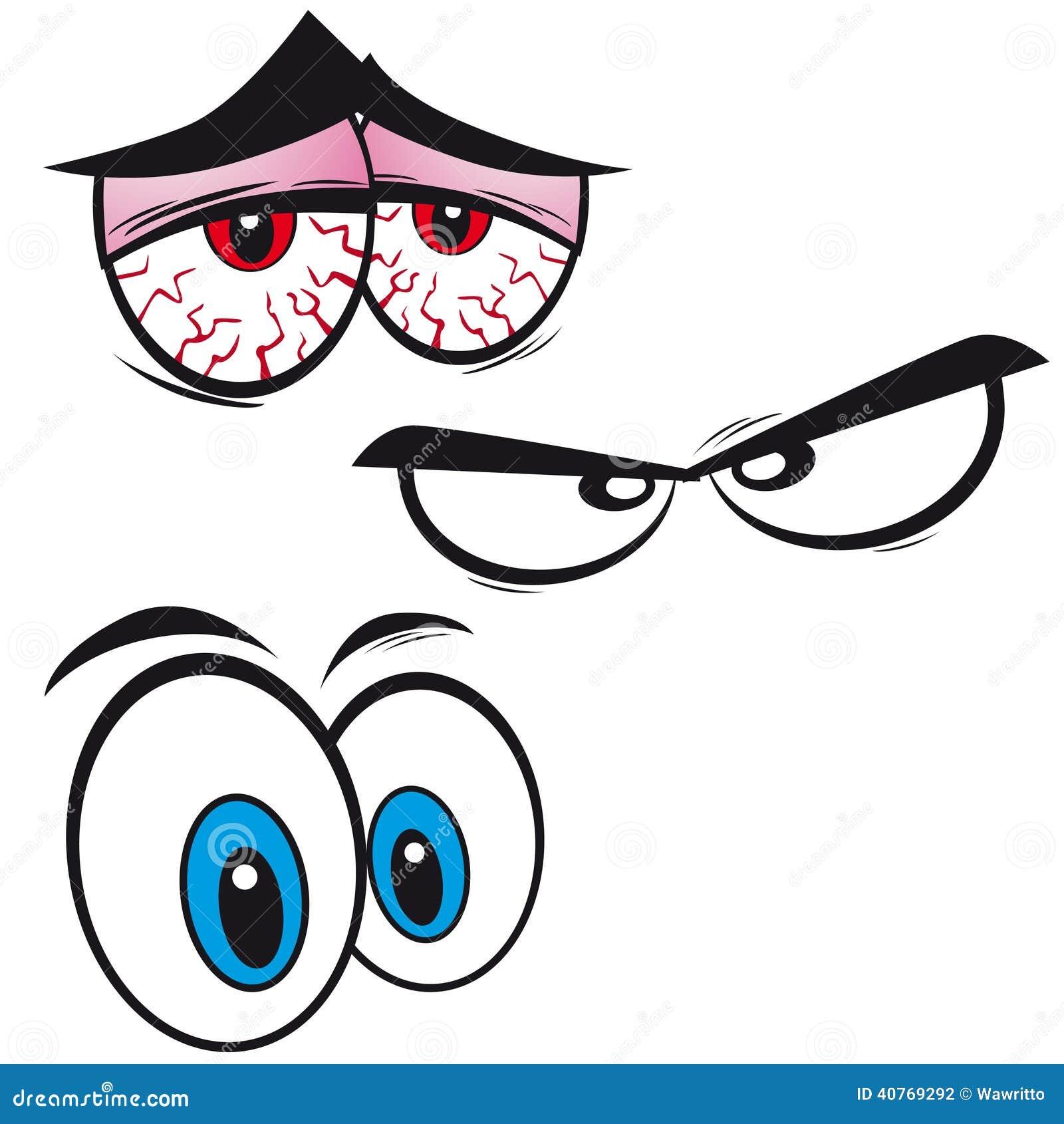 Weed Eyes Cartoon   www.imgkid.com - The Image Kid Has It!