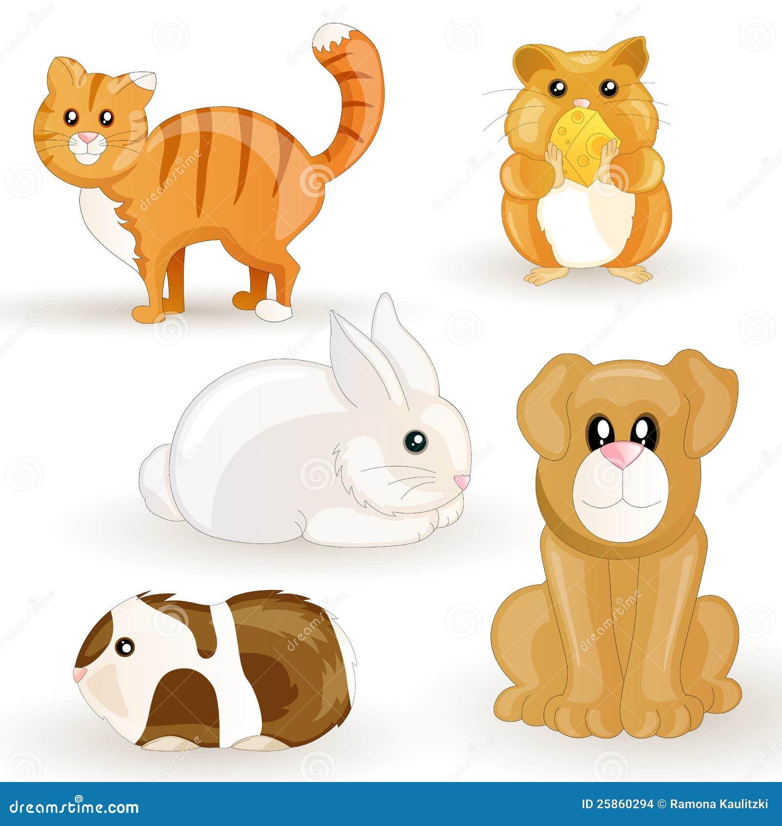 Cat And Dog Together Cartoon