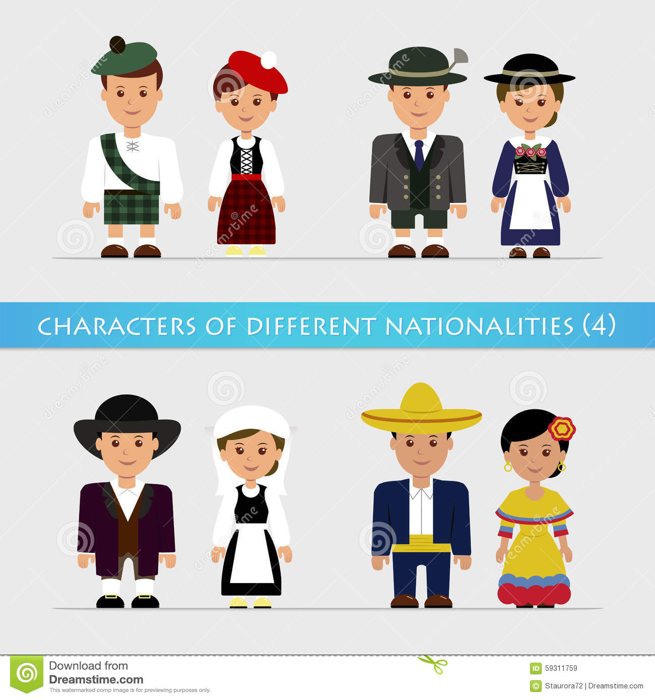 National character studies