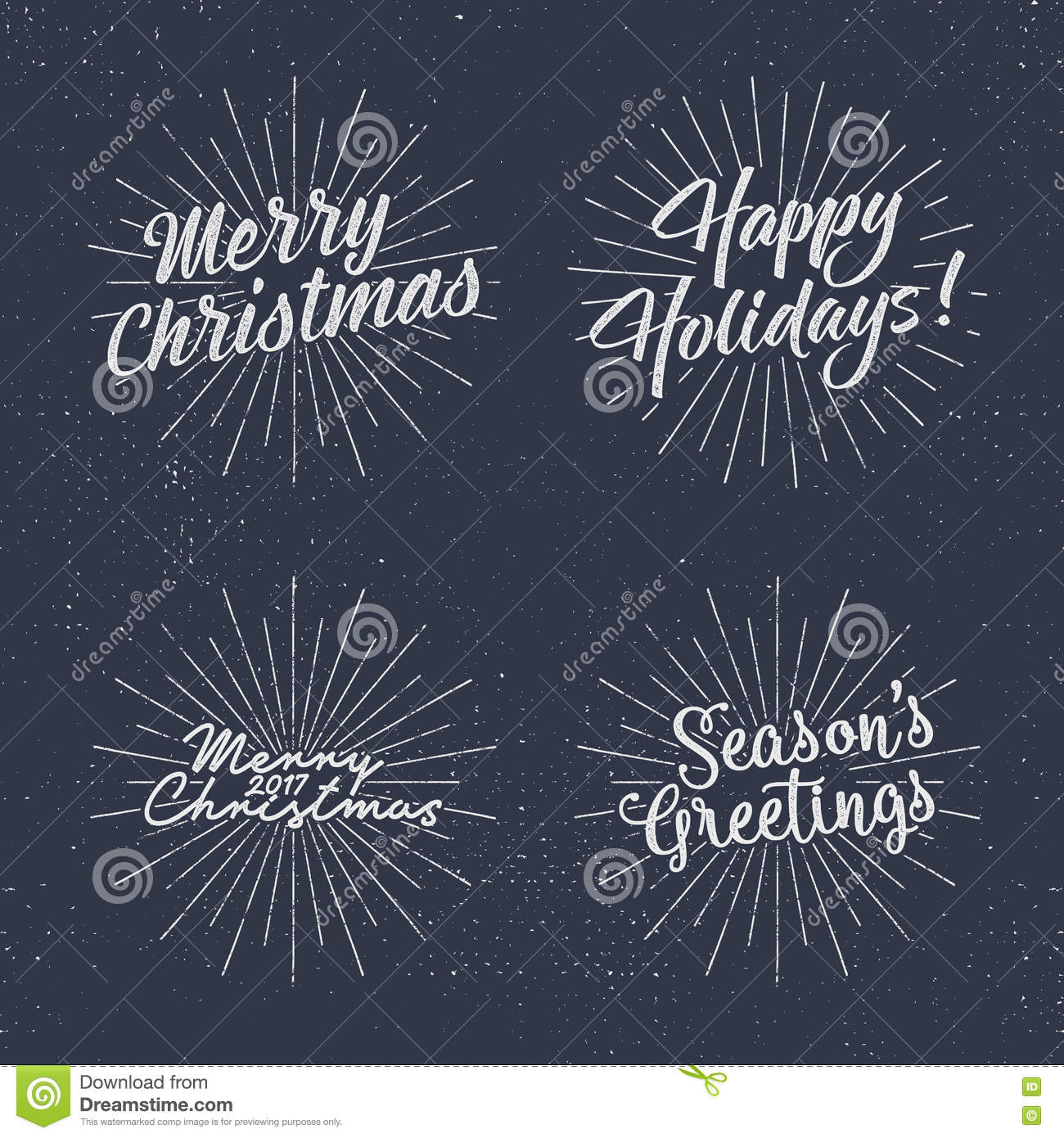 Set of christmas lettering wishes and vintage labels seasons download set of christmas lettering wishes and vintage labels seasons greetings calligraphy holiday m4hsunfo