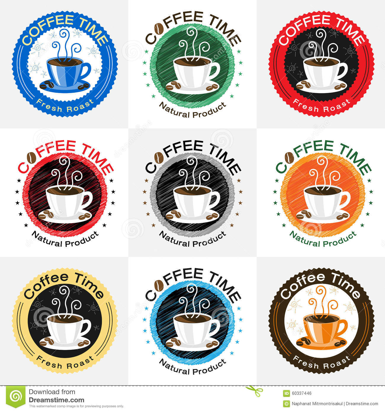 26 Coffee Logo Designs Ideas Examples  Design Trends