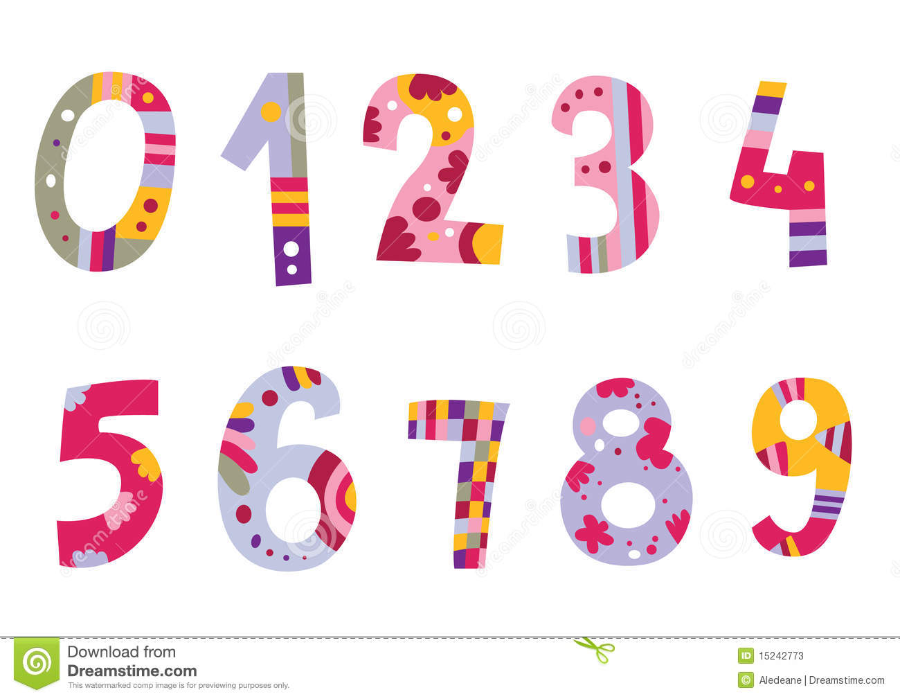 Pin Bubble Numbers 1 10 Free Printable Hawaii on Pinterest