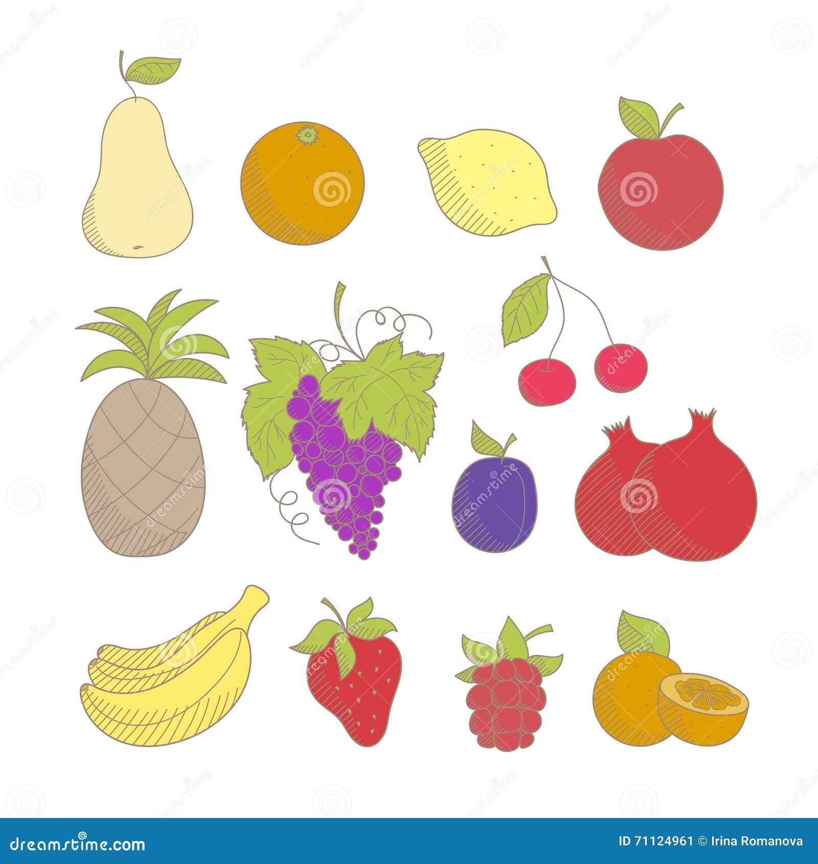 Pineapple Kitchen Set