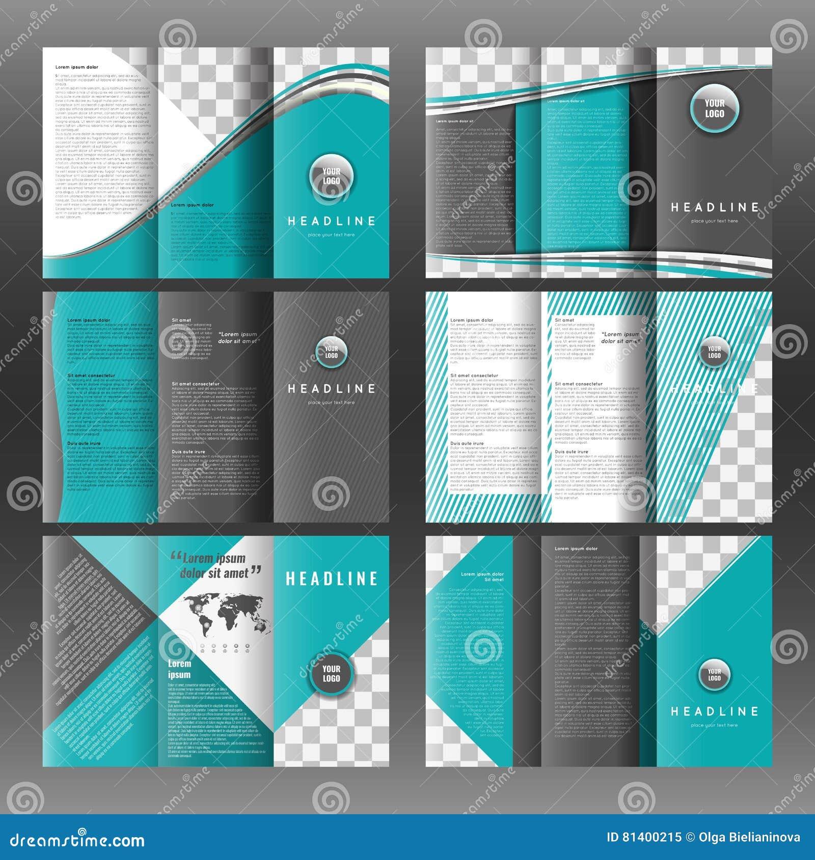 design a trifold brochure trifold brochure template