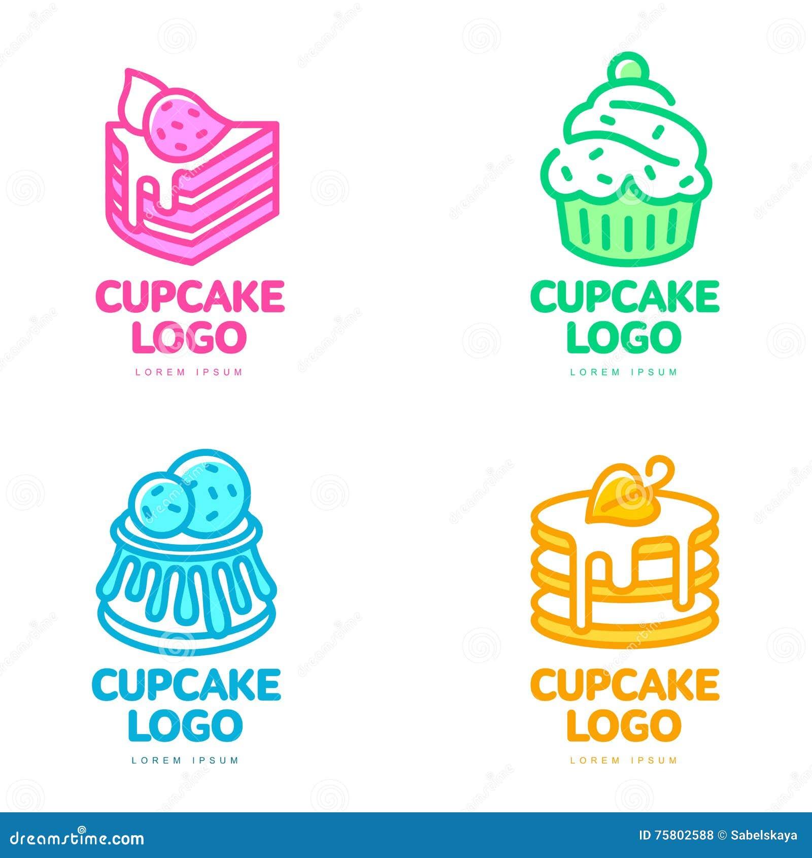 Free Cake Shop Logo Design