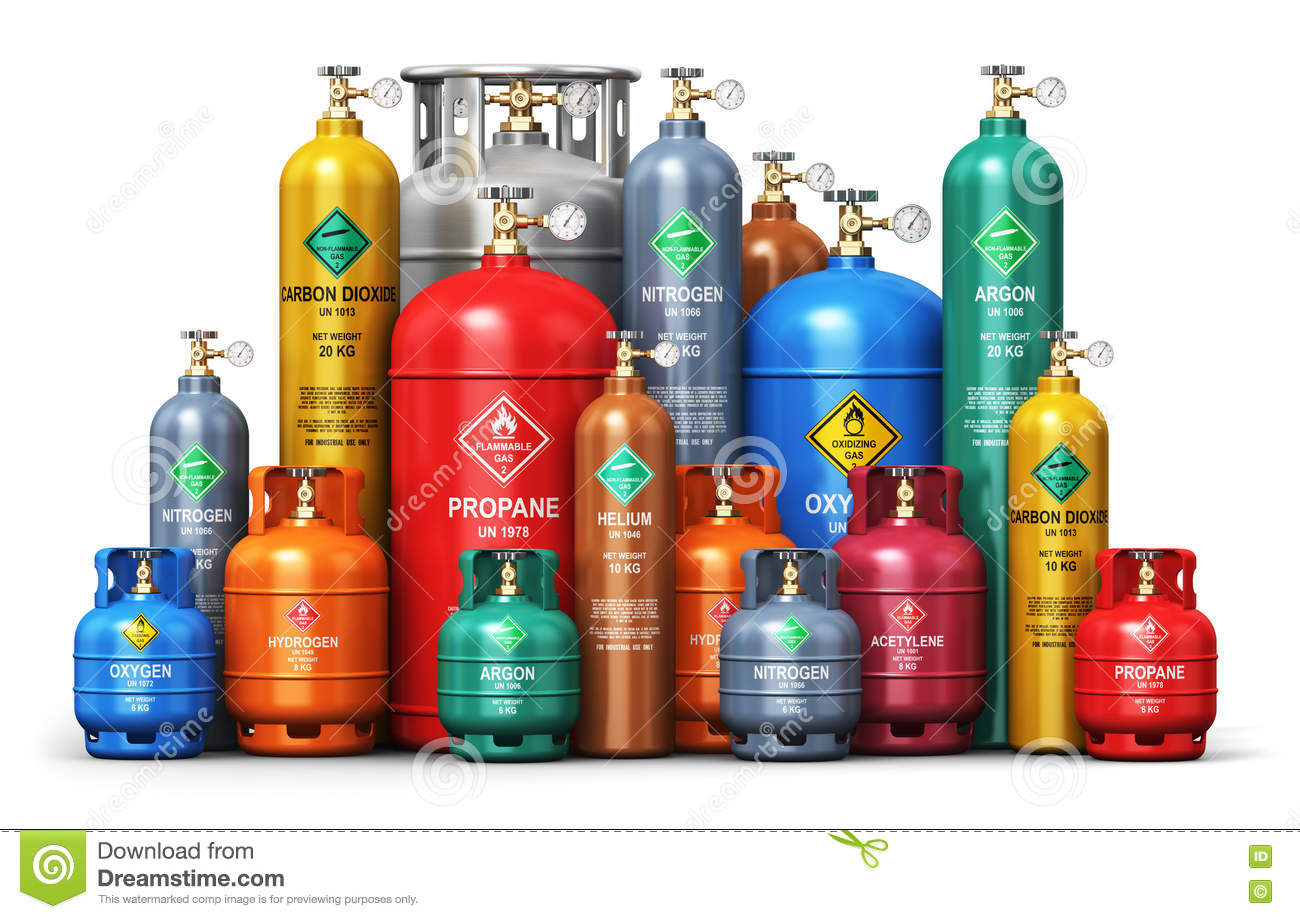 Natural Gas In Containers