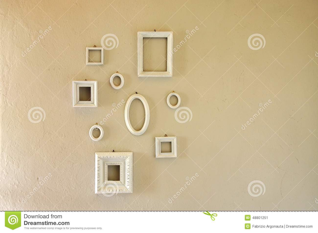 Fantastic Different Shaped Frames Ideas - Picture Frame Ideas ...