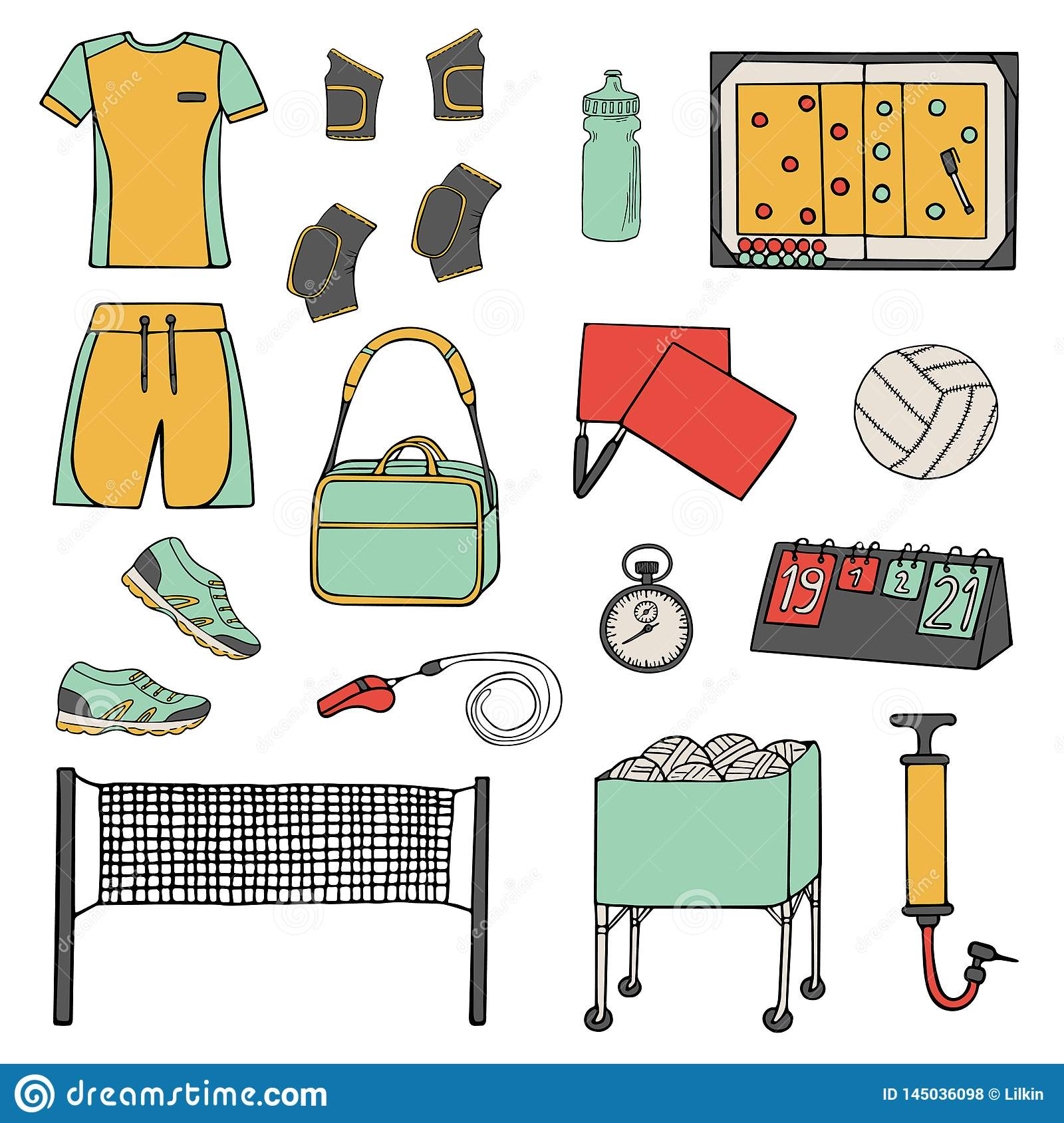 Doodle Volleyball Stock Illustrations 867 Doodle Volleyball Stock Illustrations Vectors Clipart Dreamstime