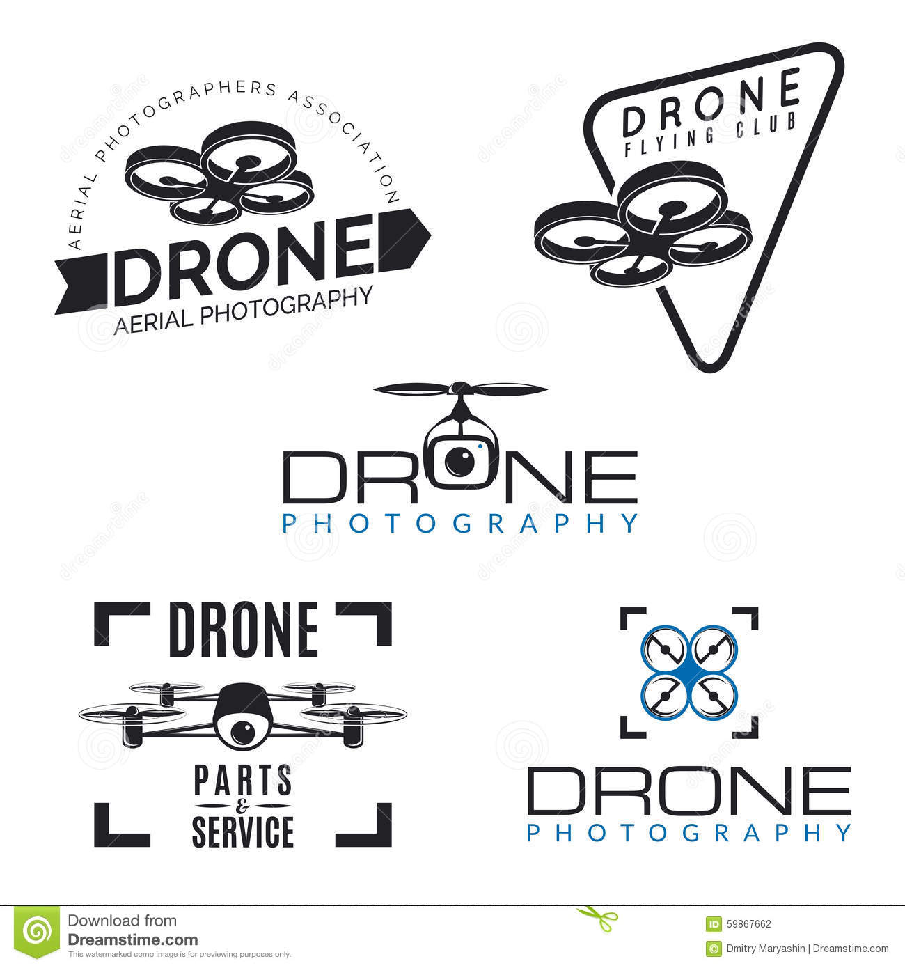Starting an Aerial Drone Photography Company – Sample Business Plan Template