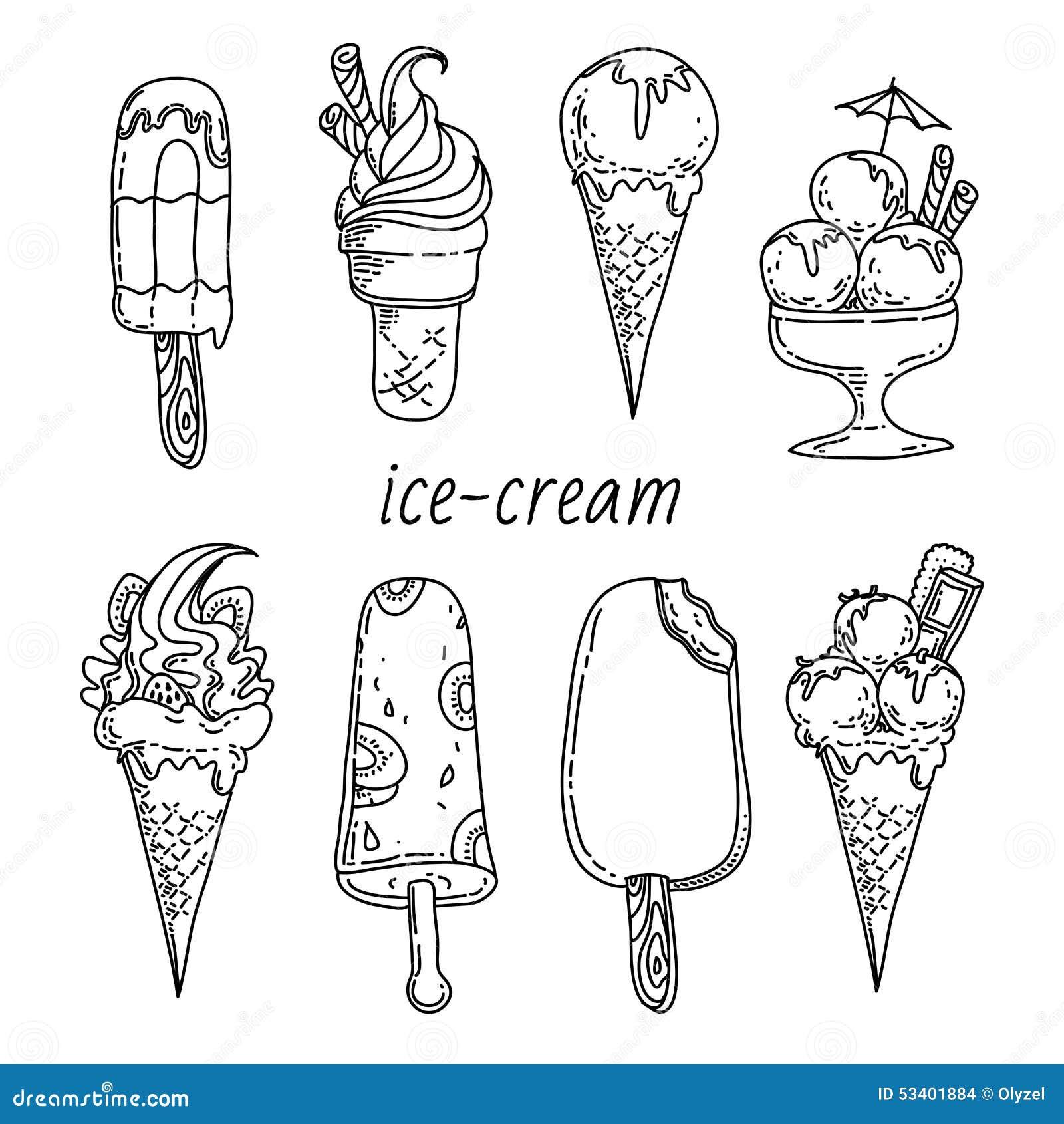 vintage ice cream clipart - photo #44