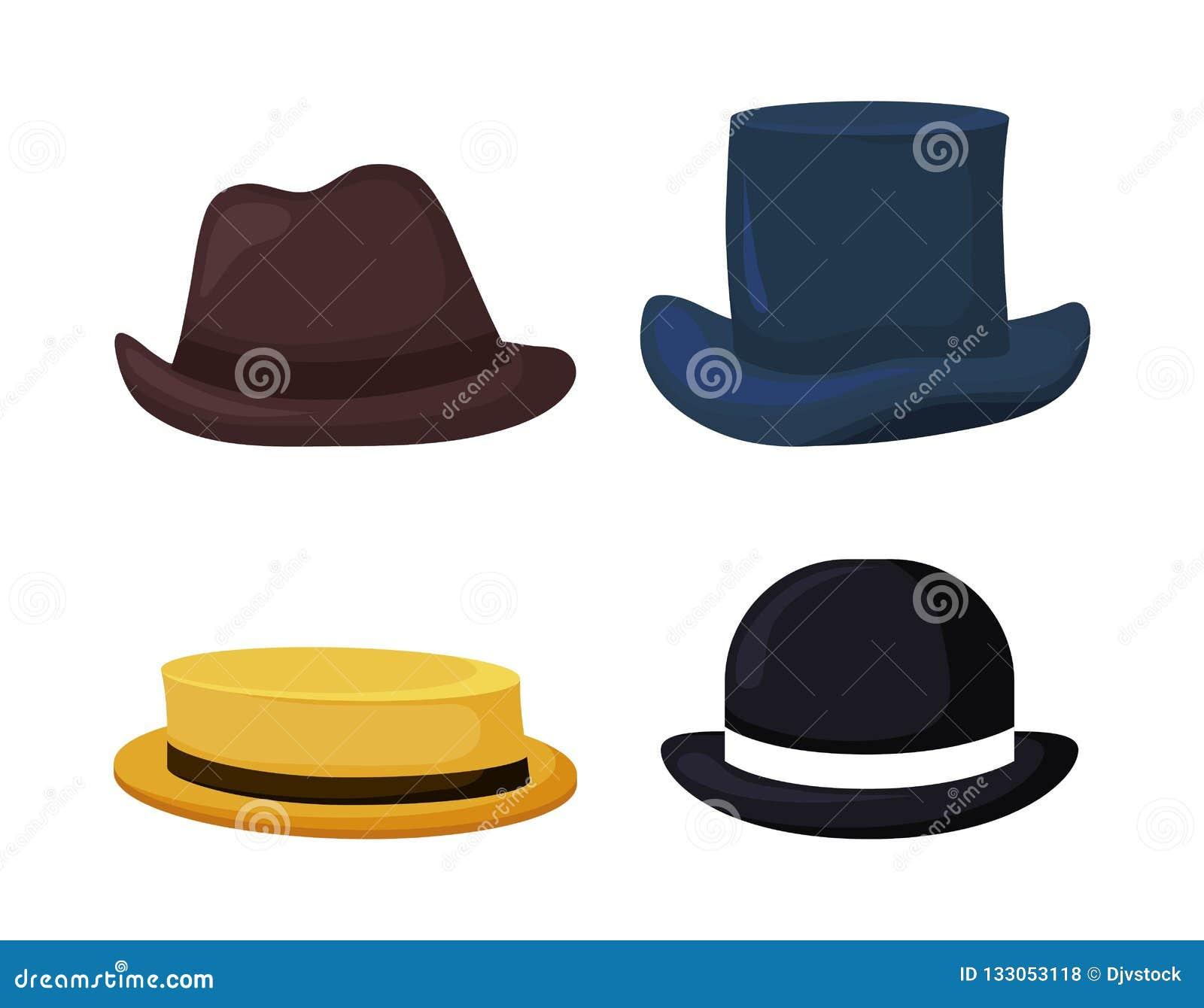 dc1217d1b4c73 Gentleman Hats Stock Illustrations – 445 Gentleman Hats Stock Illustrations