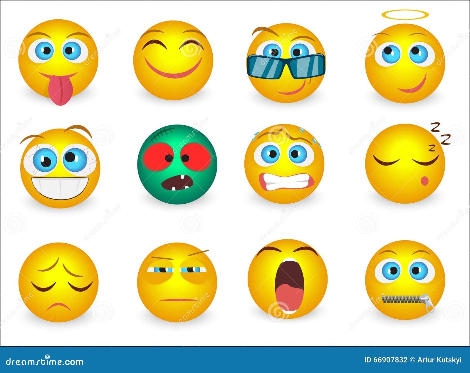 Emoji Icons Vector | www.pixshark.com - Images Galleries ...