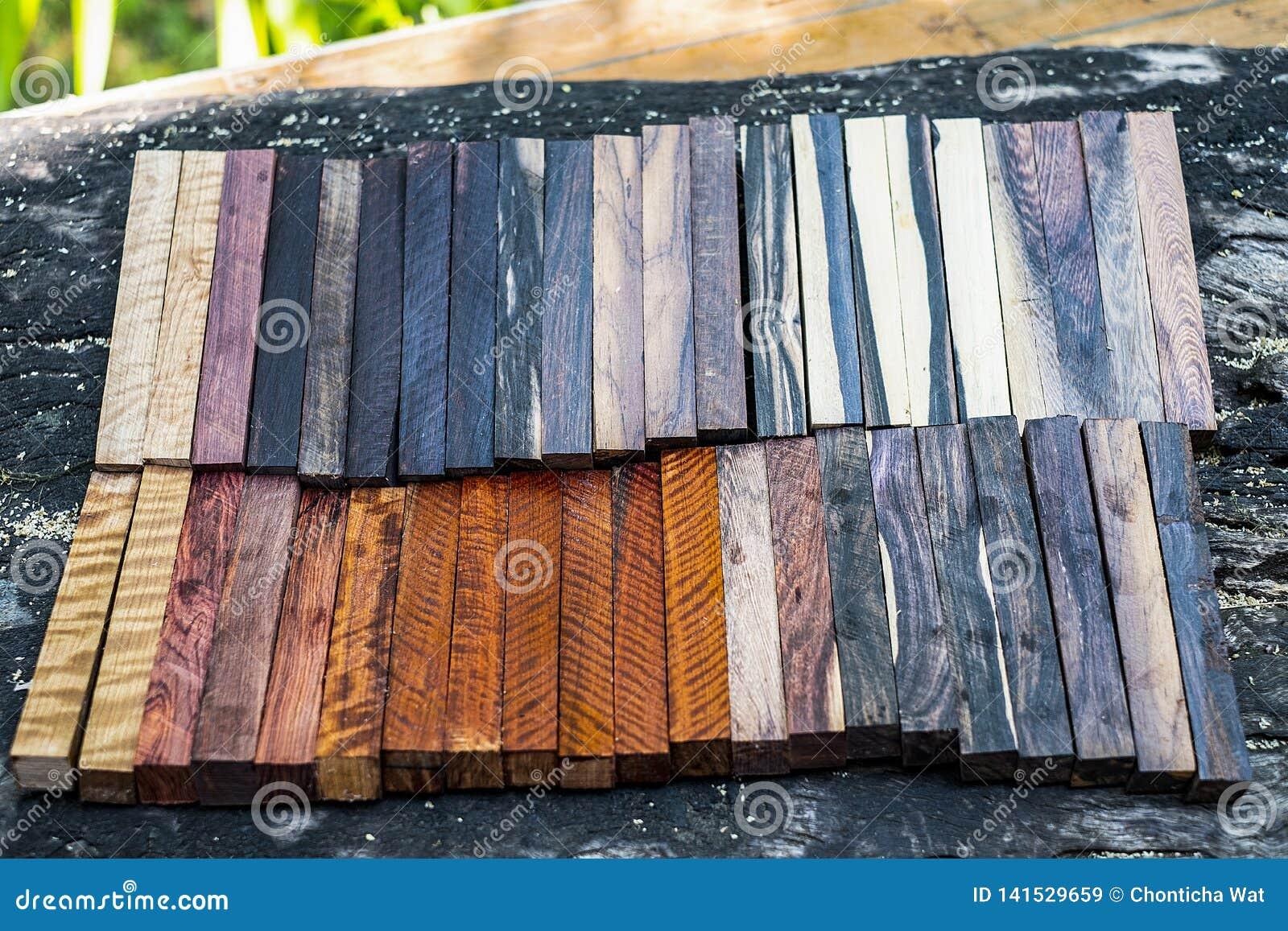 Set Exotic wood real stock image  Image of marble, black - 141529659