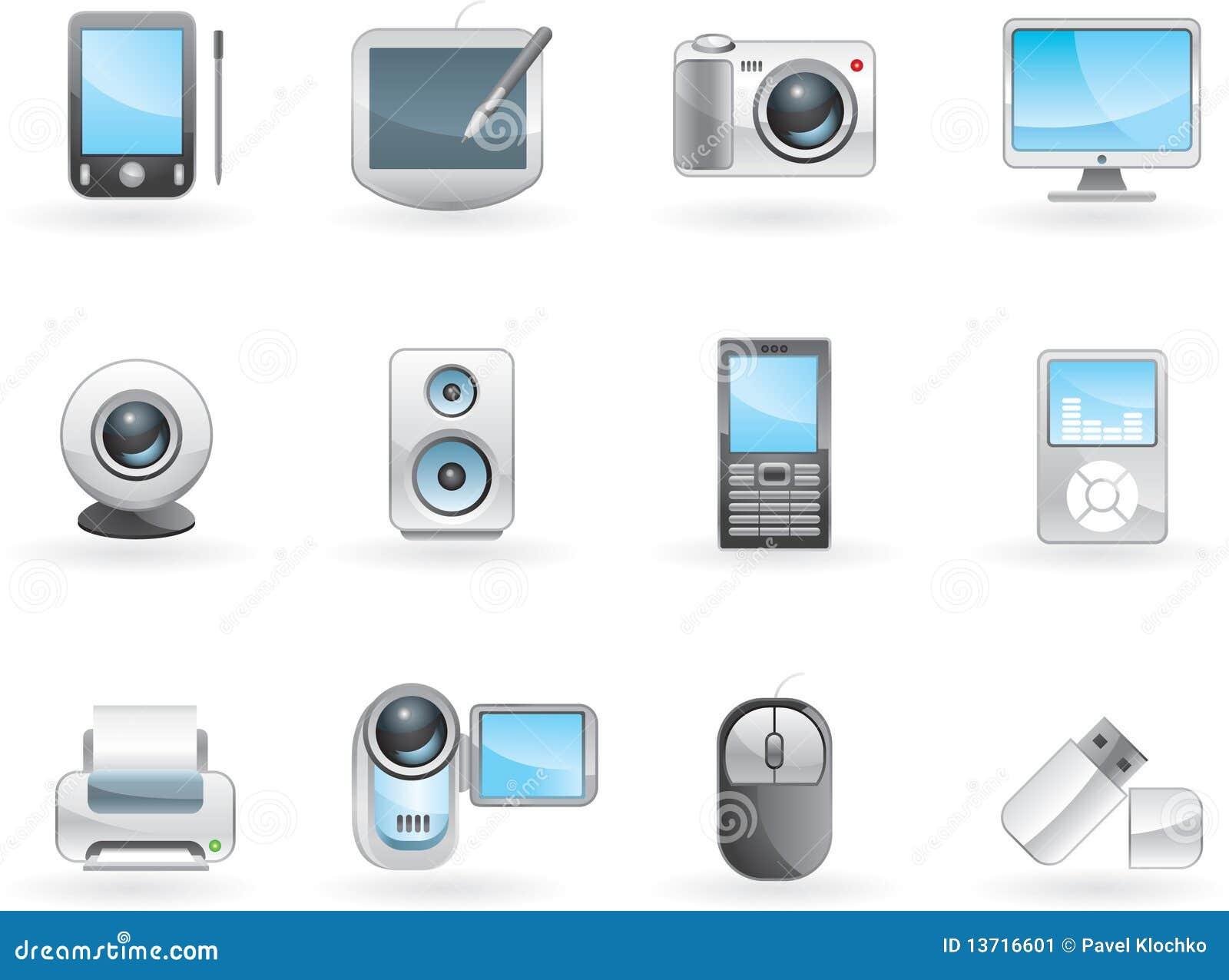 Set för digital elektronik