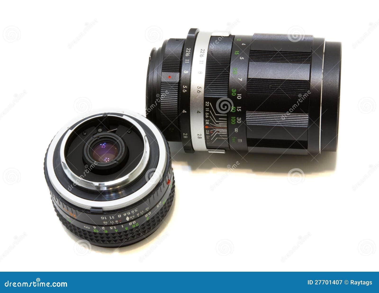 Set för kameralins