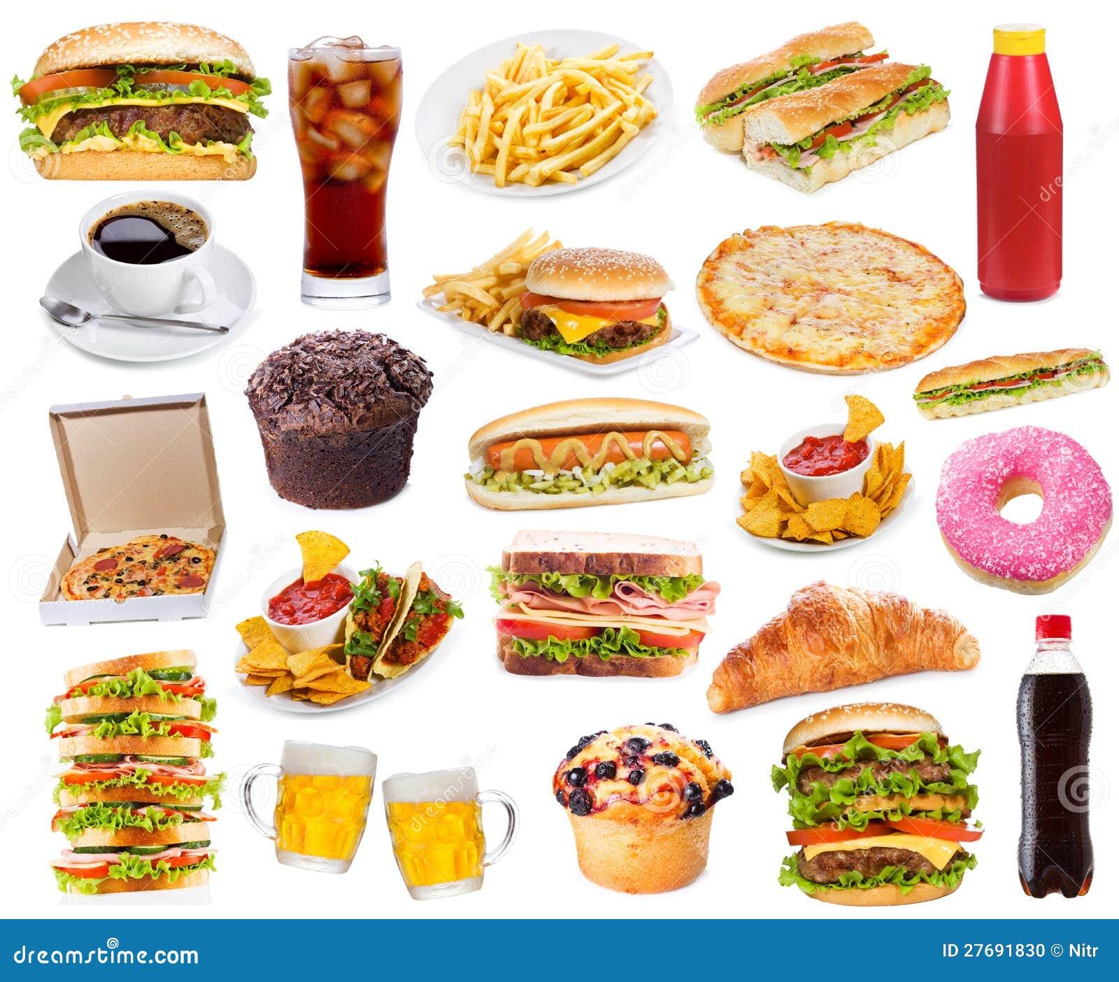 Fast Fresh Foods Nutrition