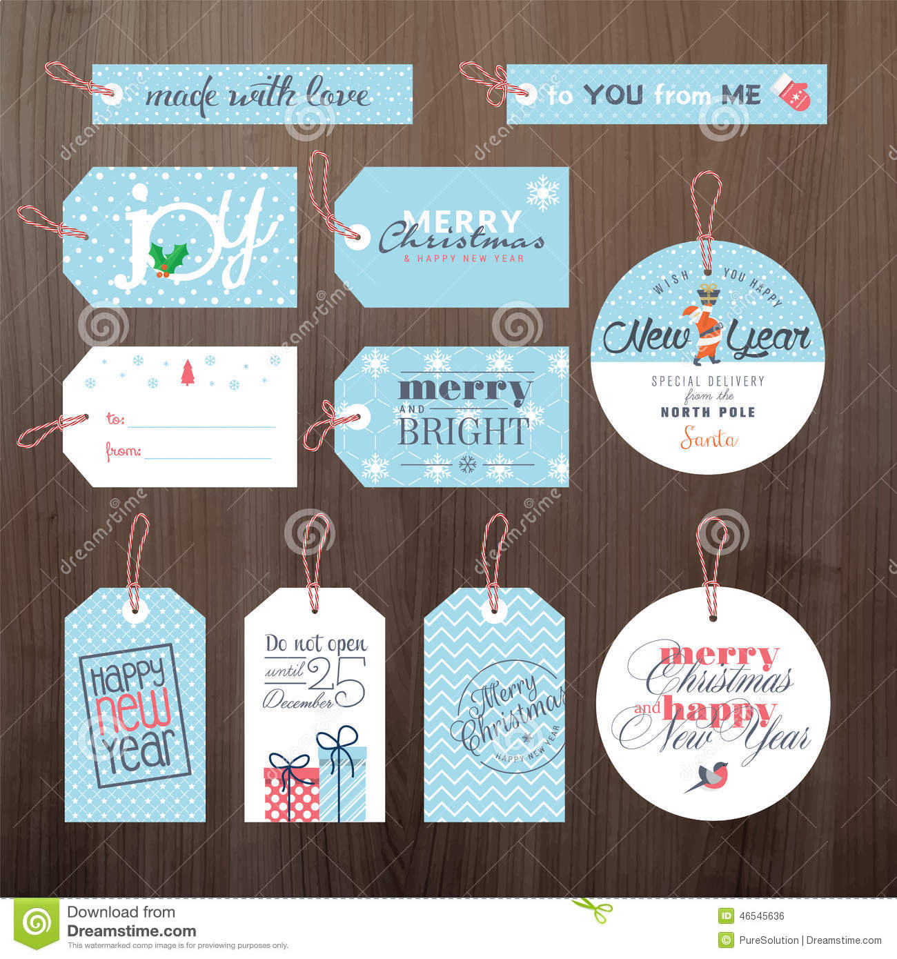 Christmas Tree Ornament Template