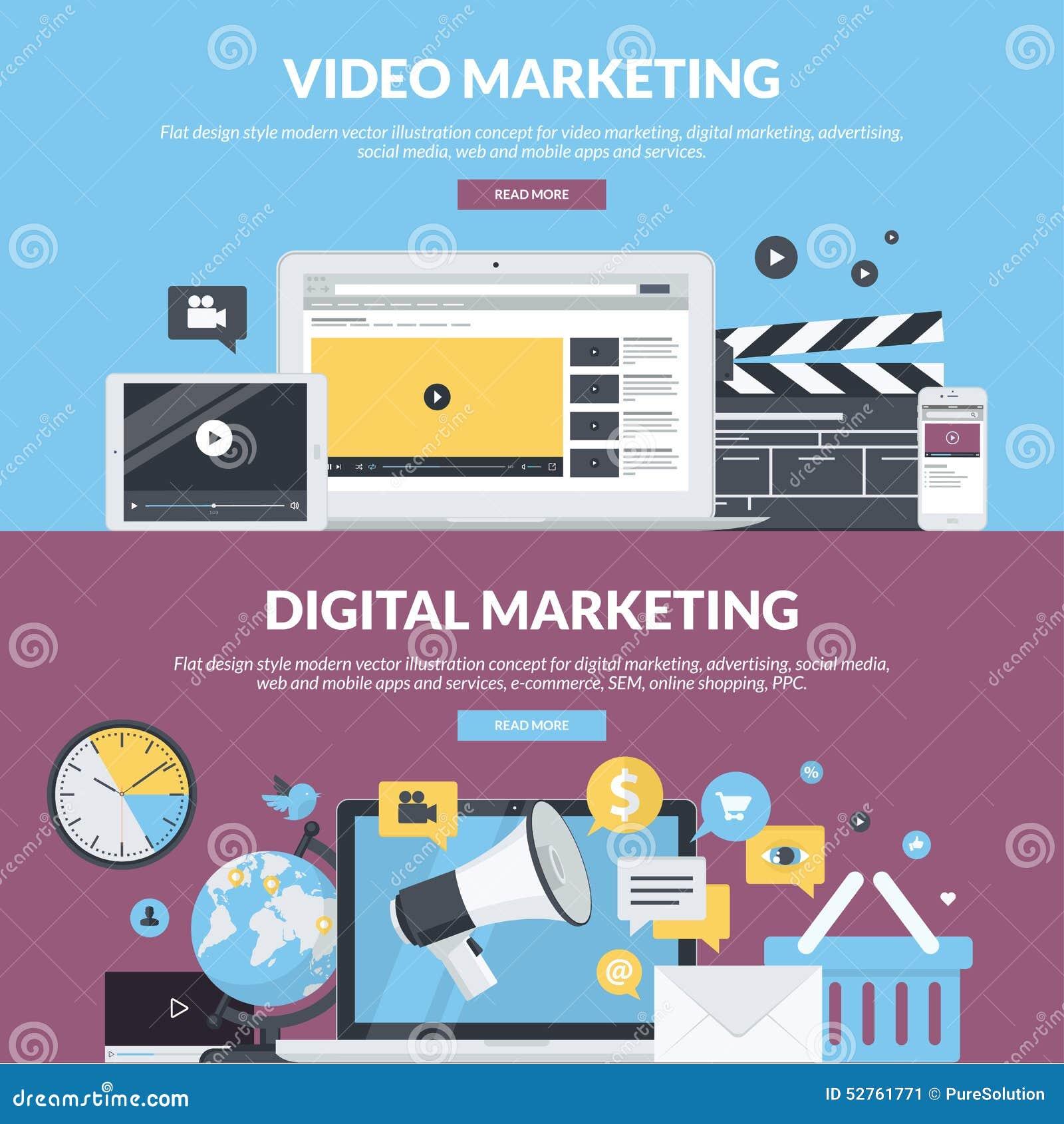 Digital Marketing Light Bulb